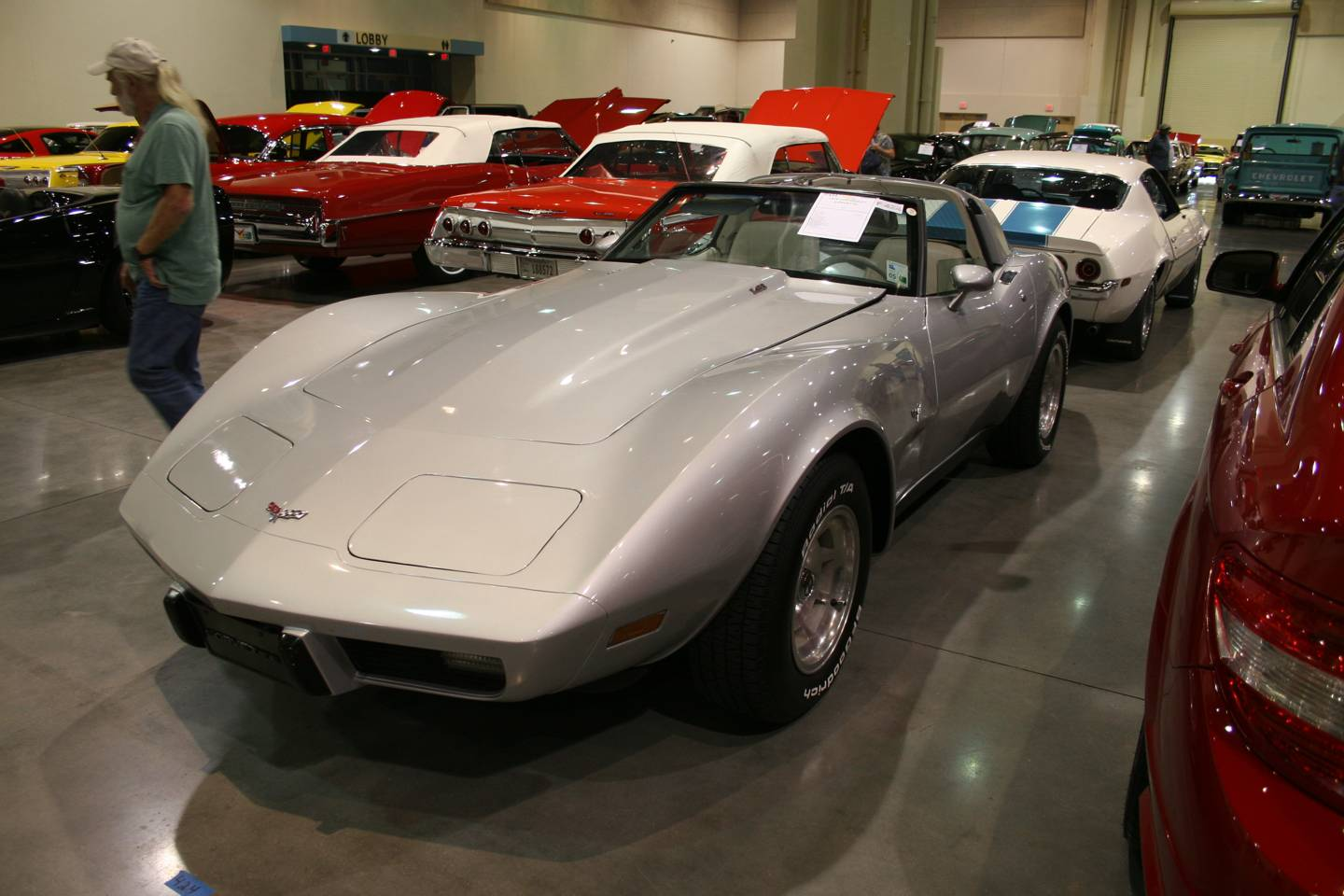 CHEVROLET CORVETTE For Sale At Vicari Auctions Nocona Tx - Nocona car show