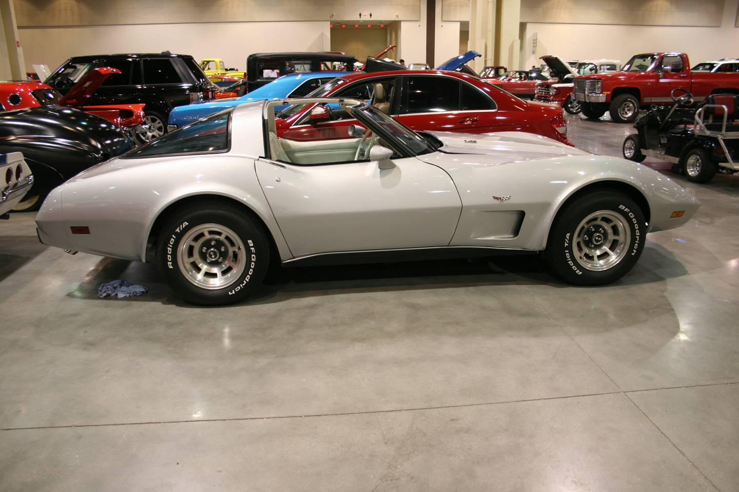 6th Image of a 1979 CHEVROLET CORVETTE
