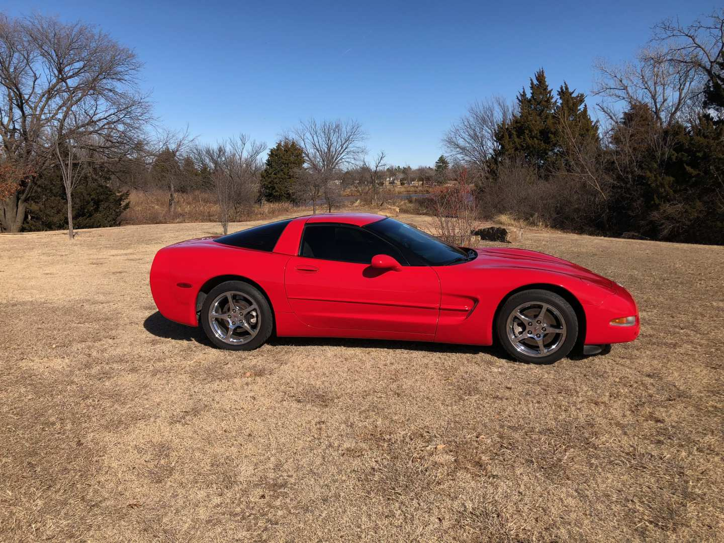 2nd Image of a 2003 CHEVROLET CORVETTE