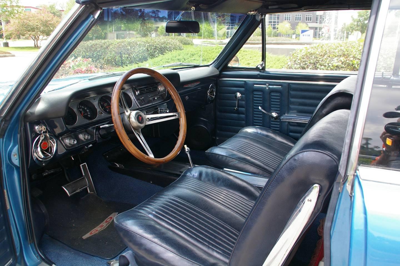 3rd Image of a 1964 PONTIAC LEMANS GTO