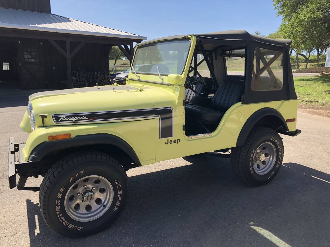 1st Image of a 1974 JEEP CJ5