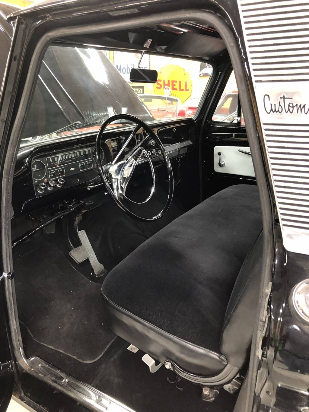 4th Image of a 1965 CHEVROLET C10