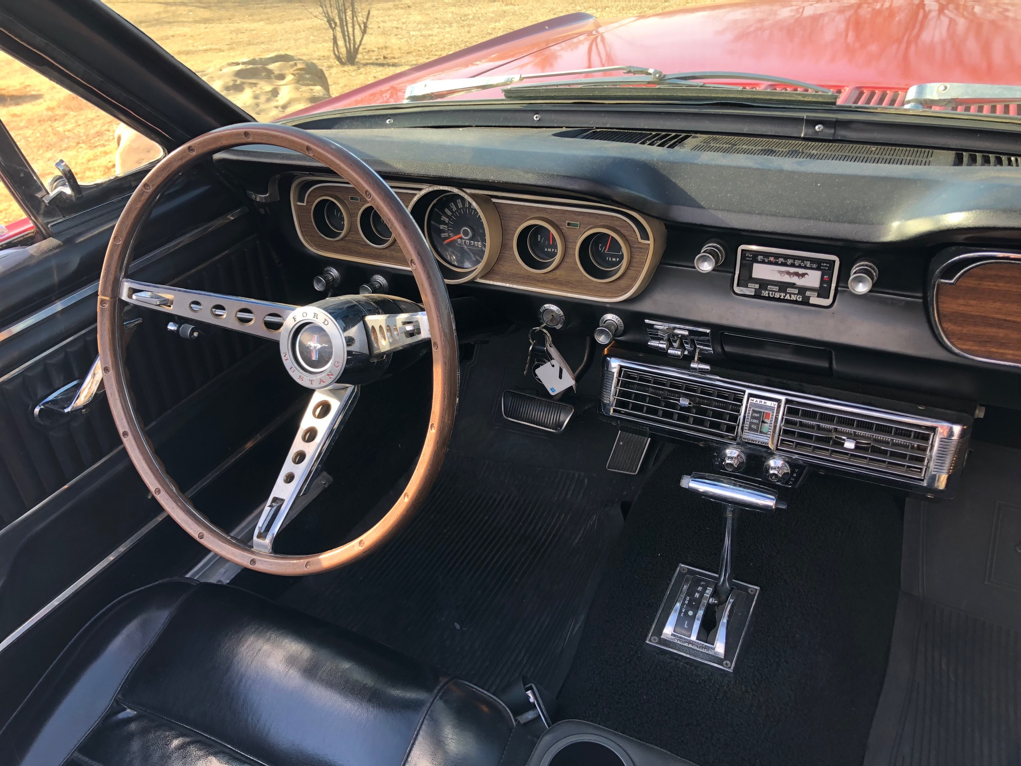 10th Image of a 1965 FORD MUSTANG