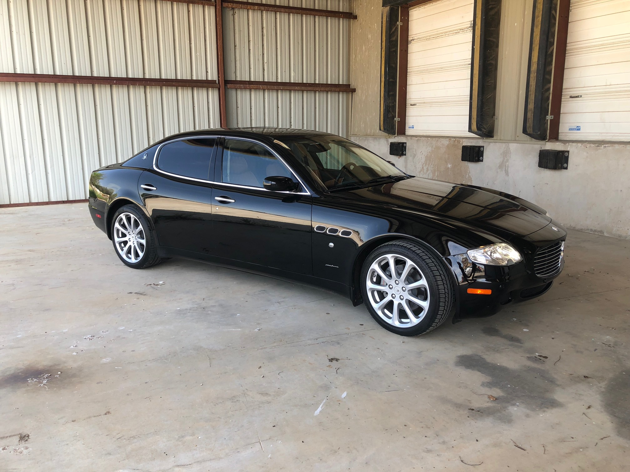 8th Image of a 2005 MASERATI QUATTROPORTE