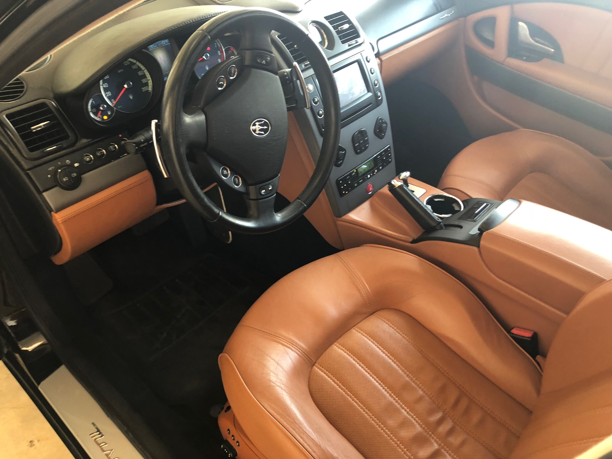 10th Image of a 2005 MASERATI QUATTROPORTE