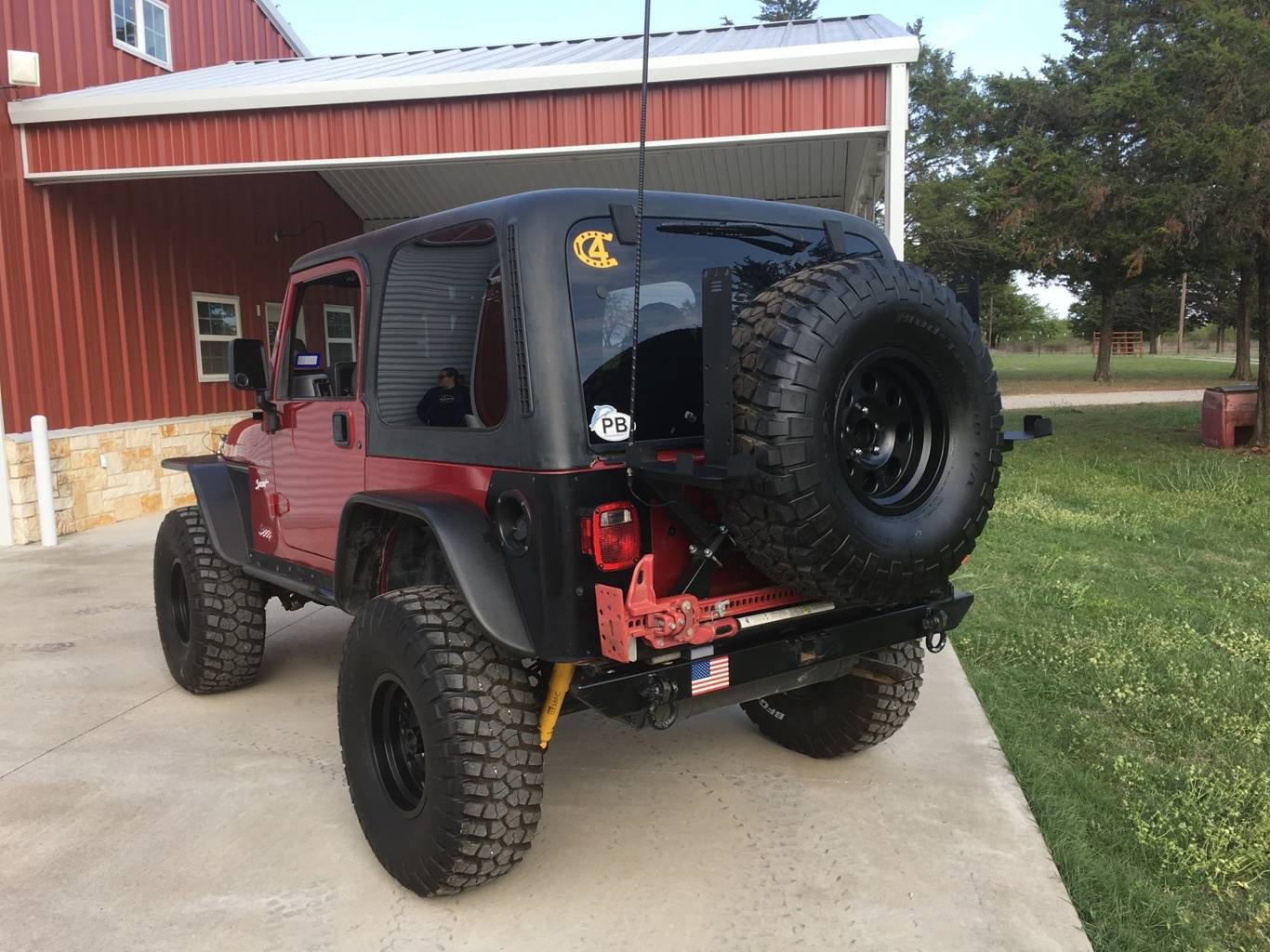 12th Image of a 1998 JEEP WRANGLER SPORT