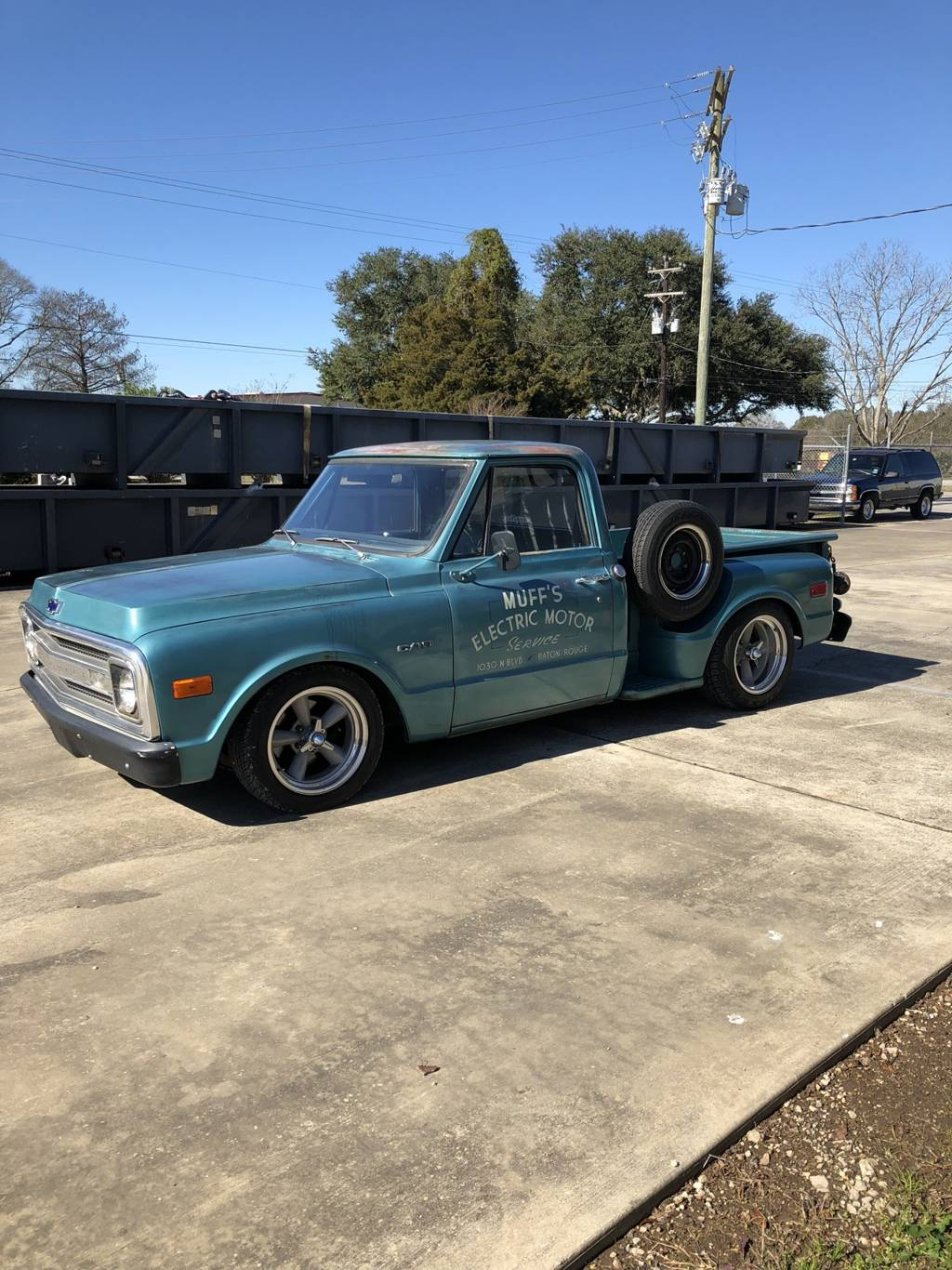 1st Image of a 1969 CHEVROLET C10