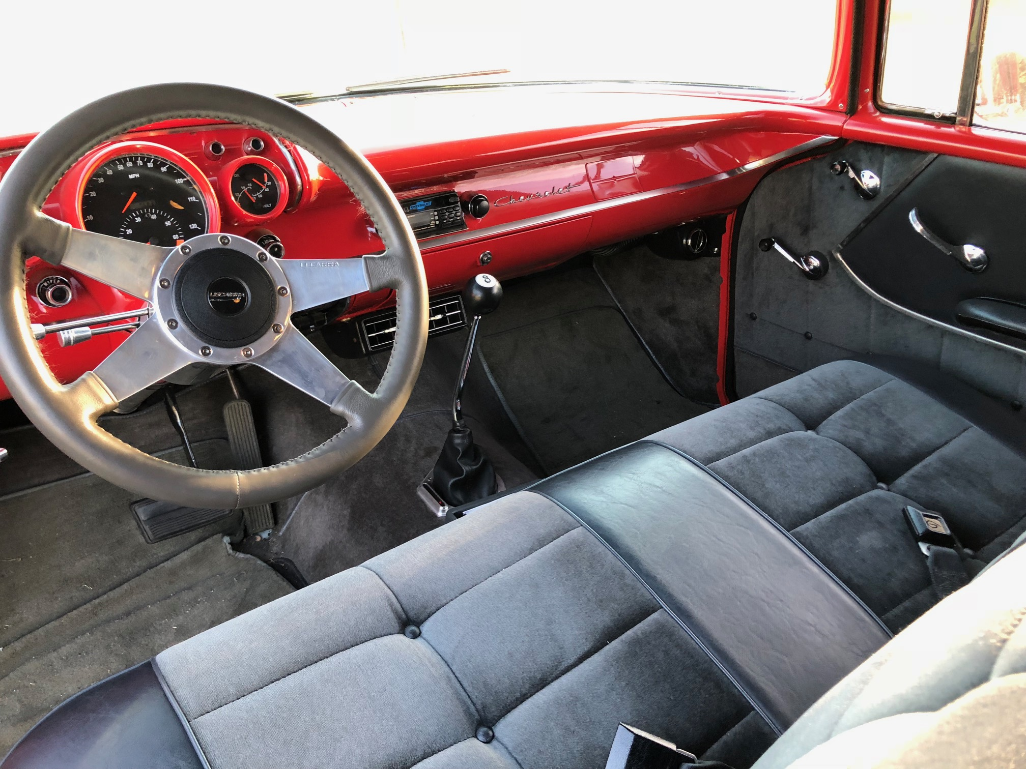 12th Image of a 1957 CHEVROLET 210