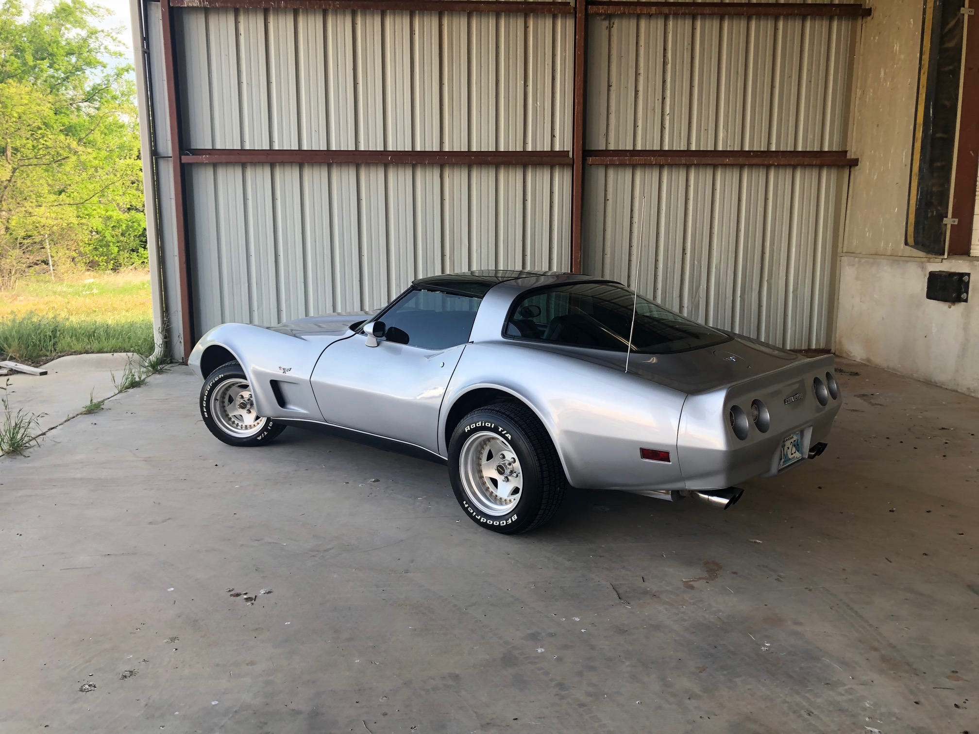 3rd Image of a 1979 CHEVROLET CORVETTE FASTBACK