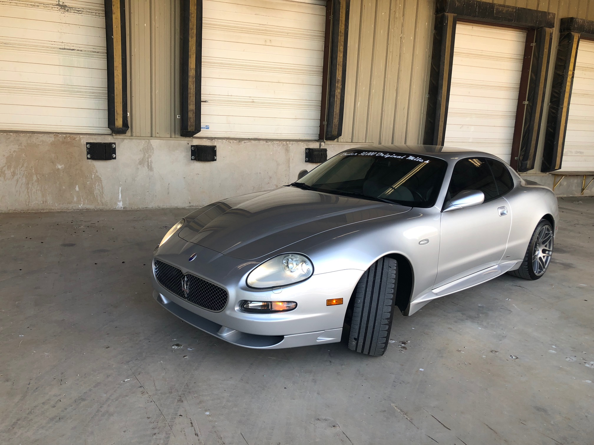 2005 maserati grand sport for sale at vicari auctions nocona tx 2018. Black Bedroom Furniture Sets. Home Design Ideas