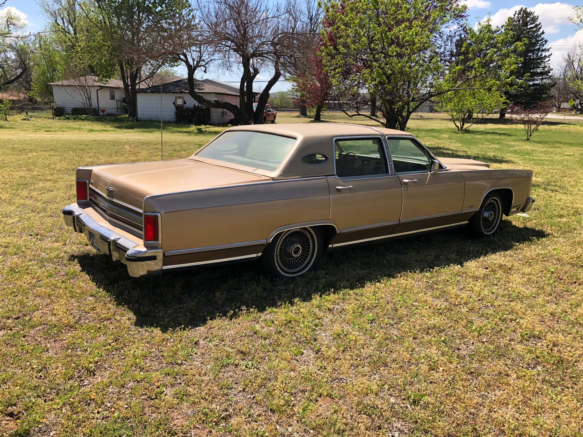 6th Image of a 1978 LINCOLN SEDAN