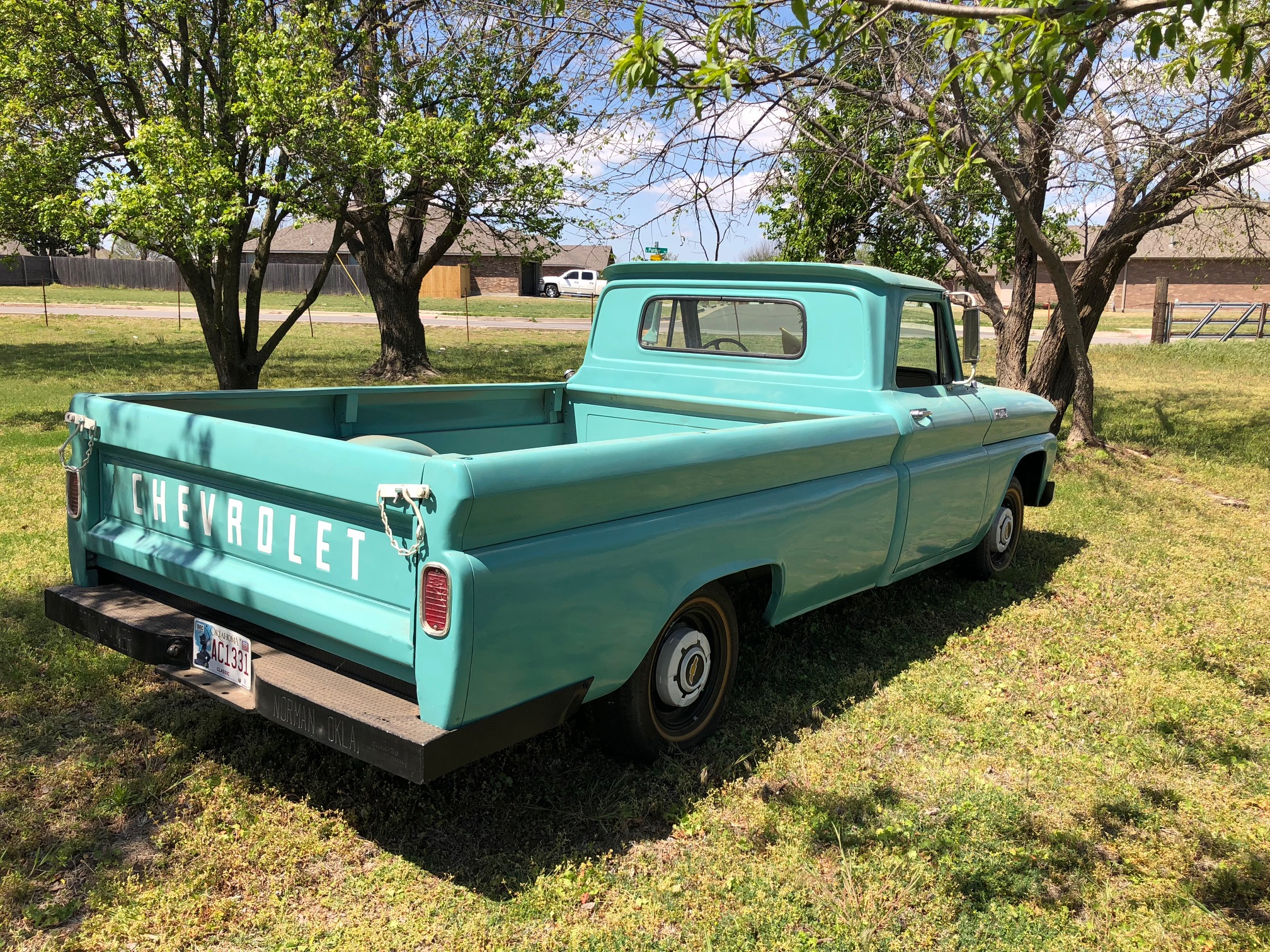 3rd Image of a 1965 CHEVROLET TRUCK