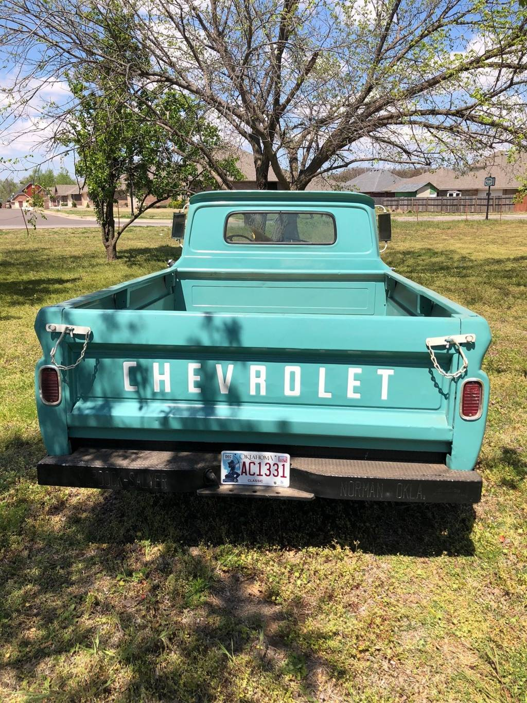 4th Image of a 1965 CHEVROLET TRUCK