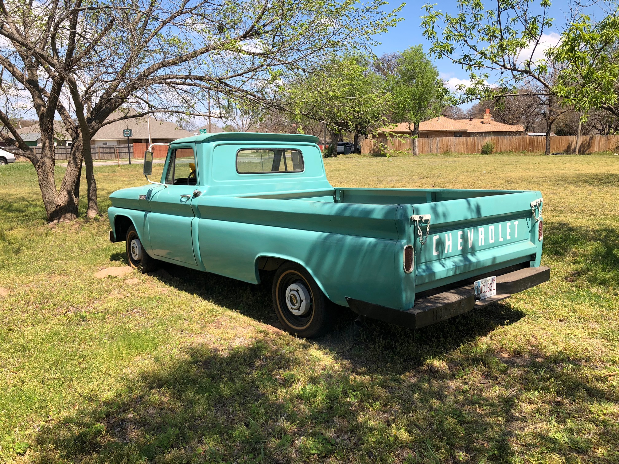 6th Image of a 1965 CHEVROLET TRUCK