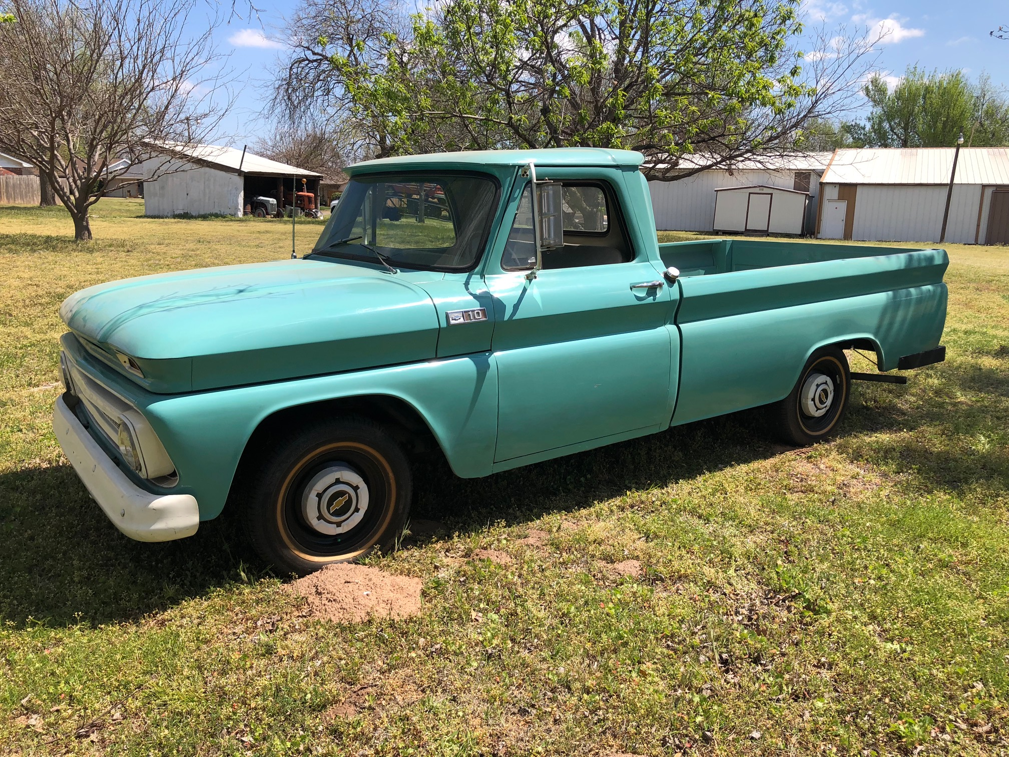 7th Image of a 1965 CHEVROLET TRUCK