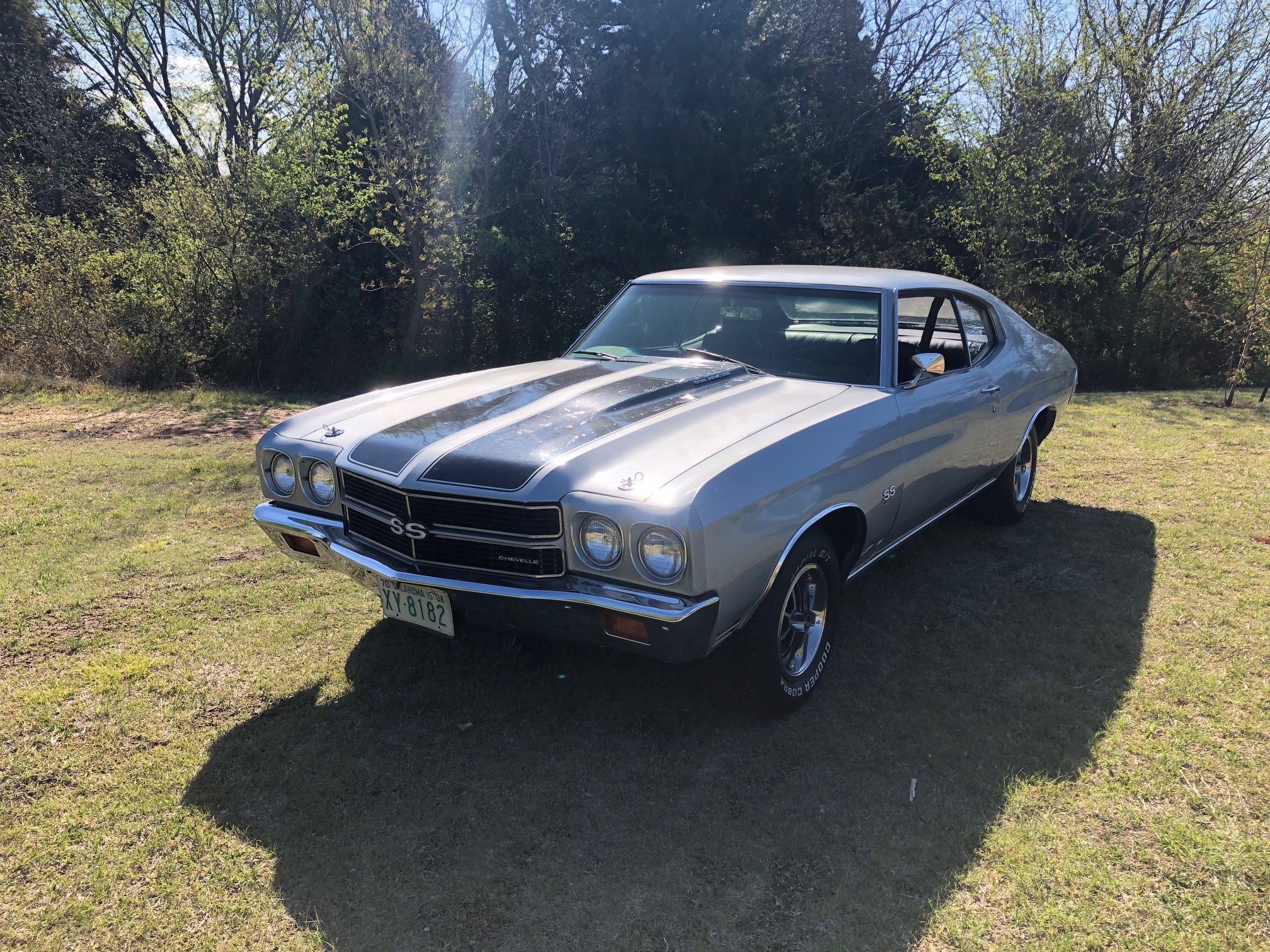 2nd Image of a 1970 CHEVROLET CHEVELLE SS