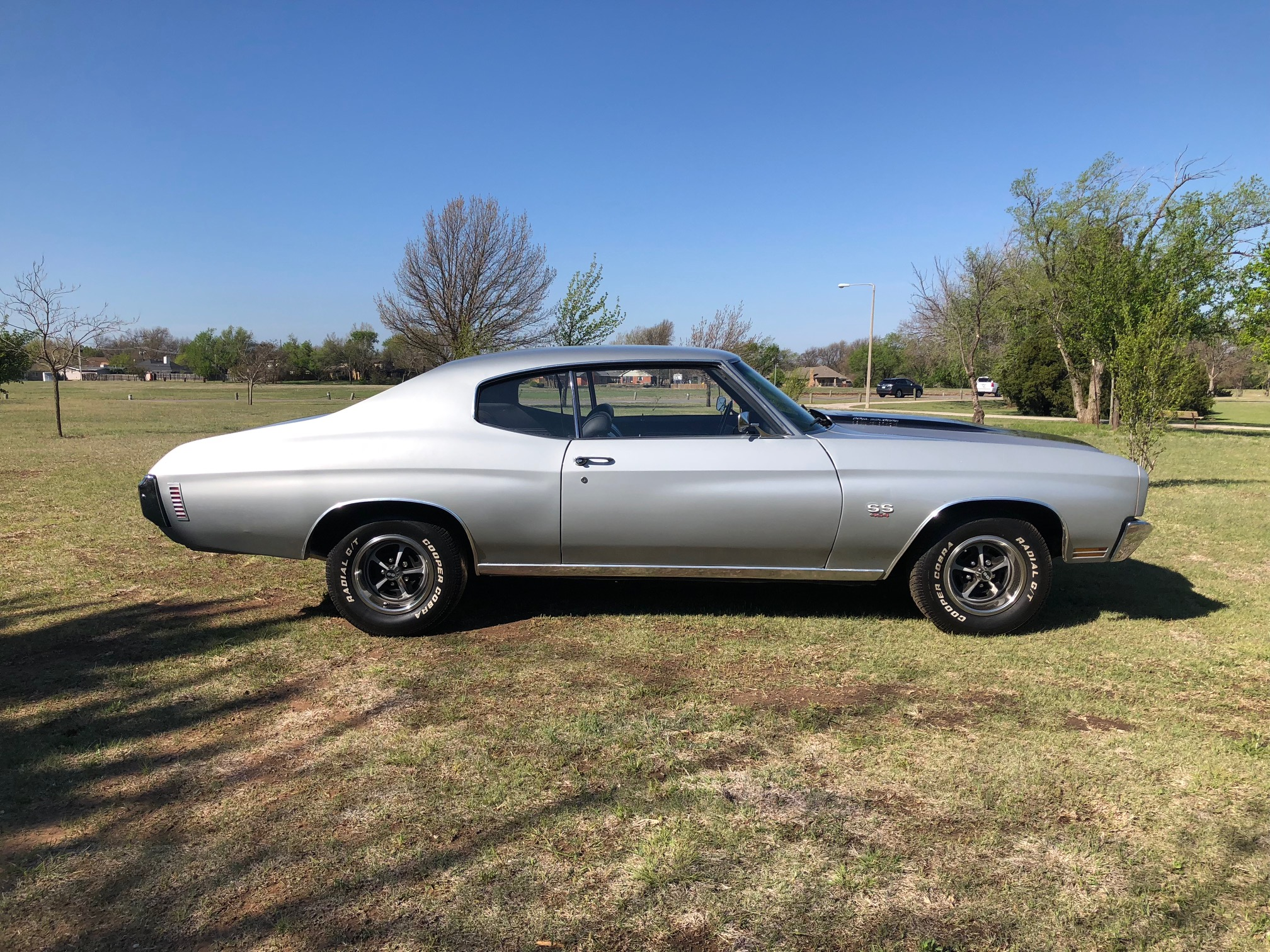6th Image of a 1970 CHEVROLET CHEVELLE SS