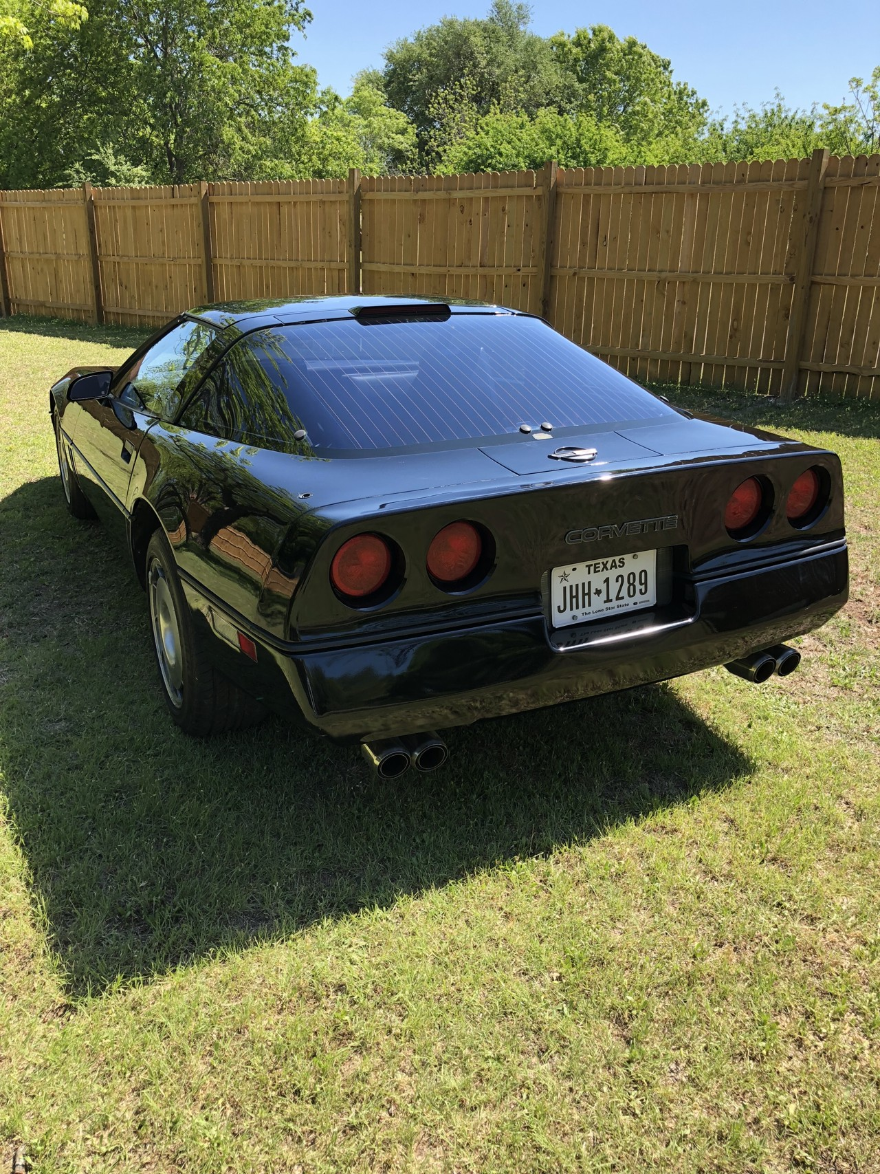 2nd Image of a 1986 CHEVROLET CORVETTE