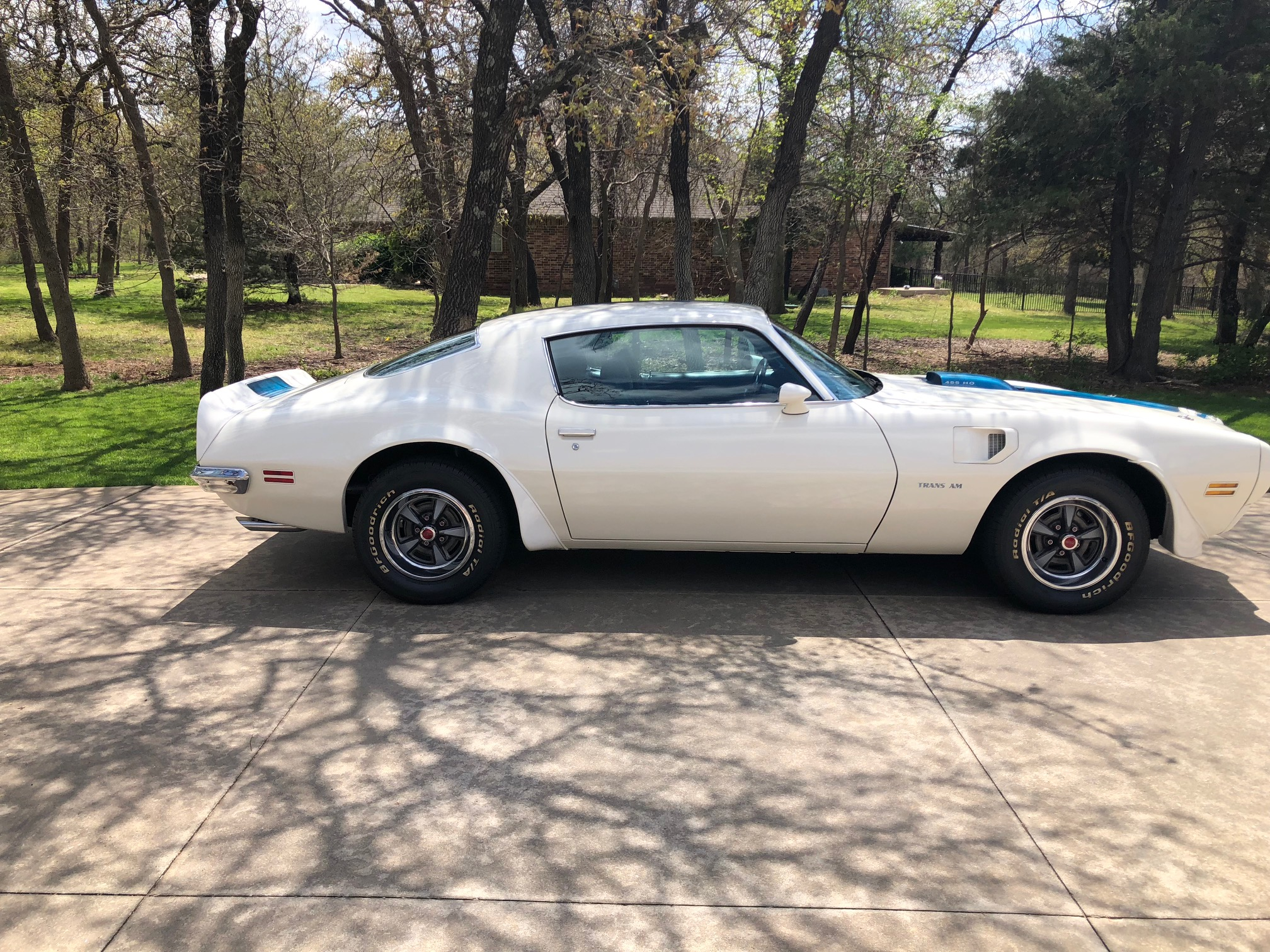 8th Image of a 1971 PONTIAC TRANS AM