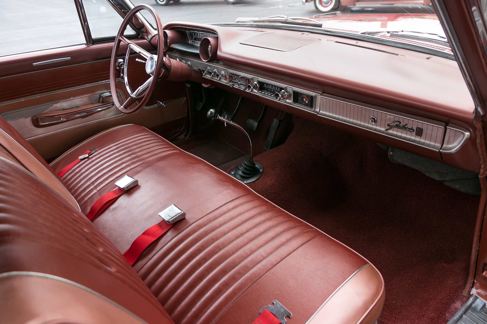 3rd Image of a 1963 FORD GALAXIE 500