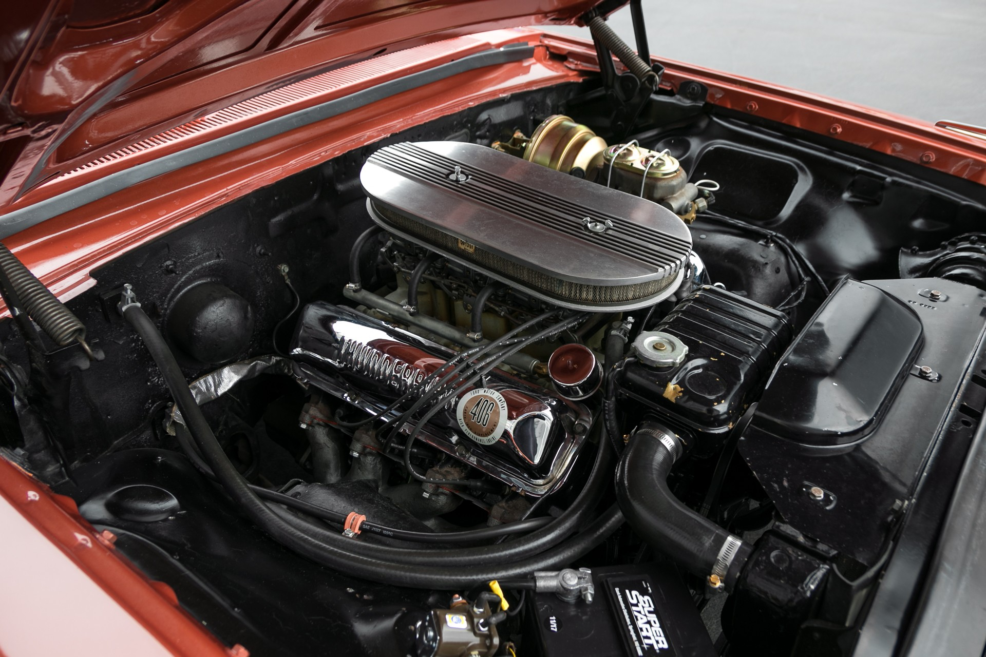 5th Image of a 1963 FORD GALAXIE 500