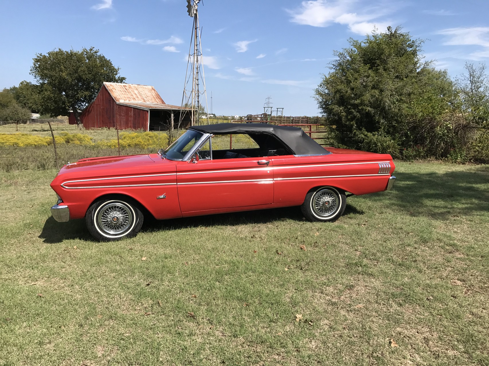 2nd Image of a 1964 FORD FALCON