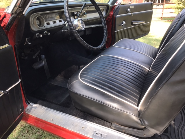 5th Image of a 1964 FORD FALCON