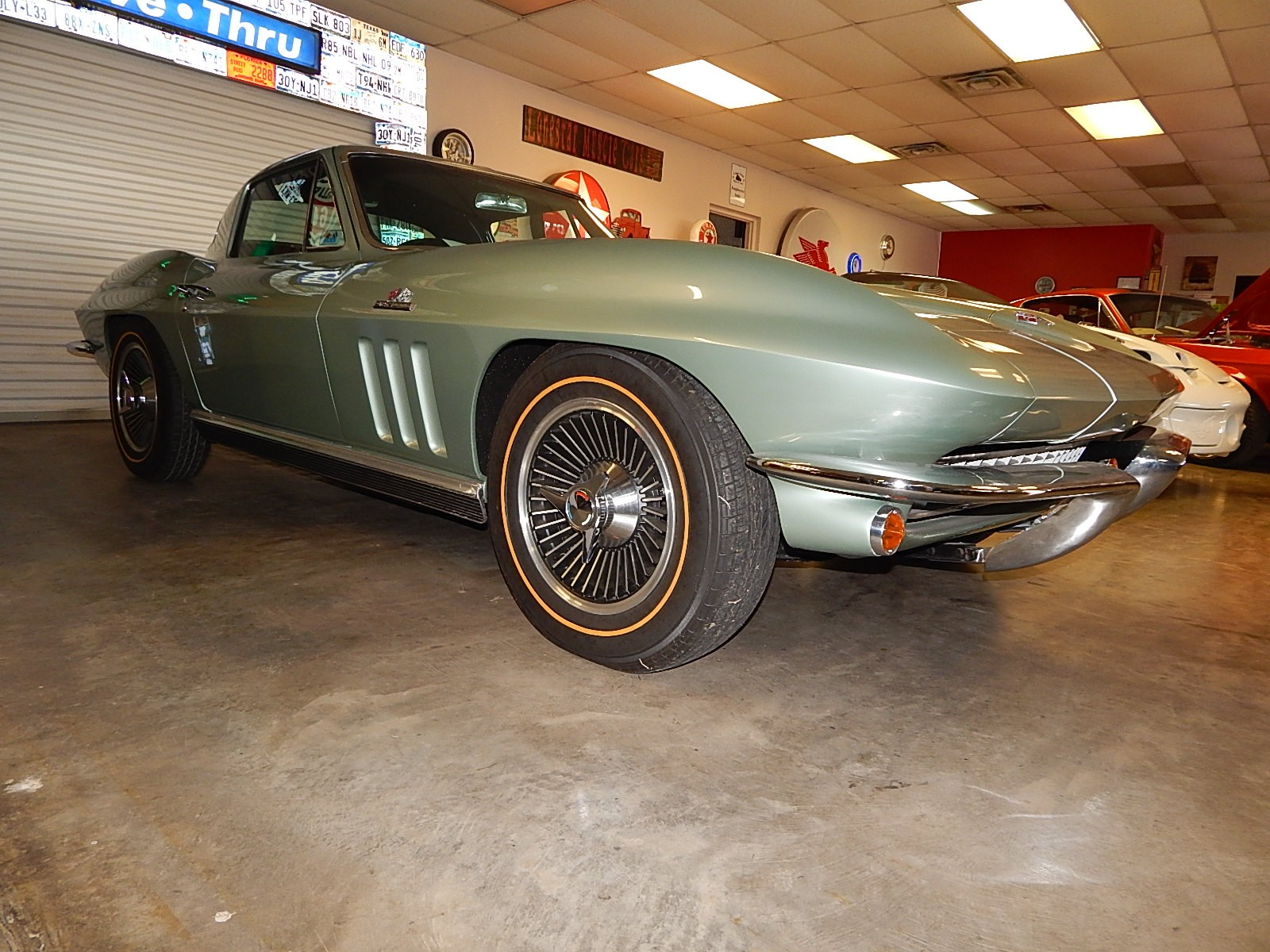 6th Image of a 1966 CHEVROLET CORVETTE STINGRAY