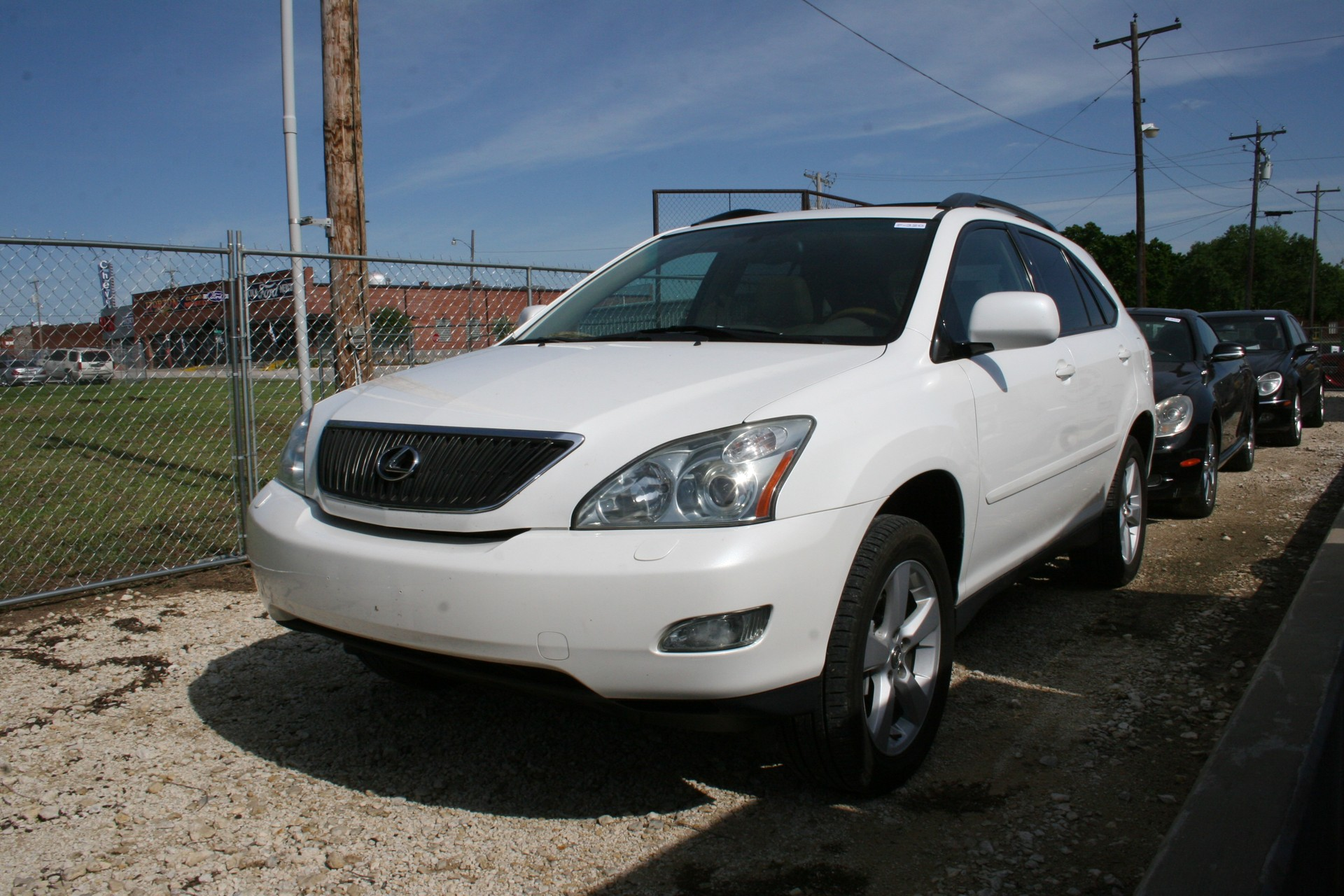 2nd Image of a 2007 LEXUS RX 350