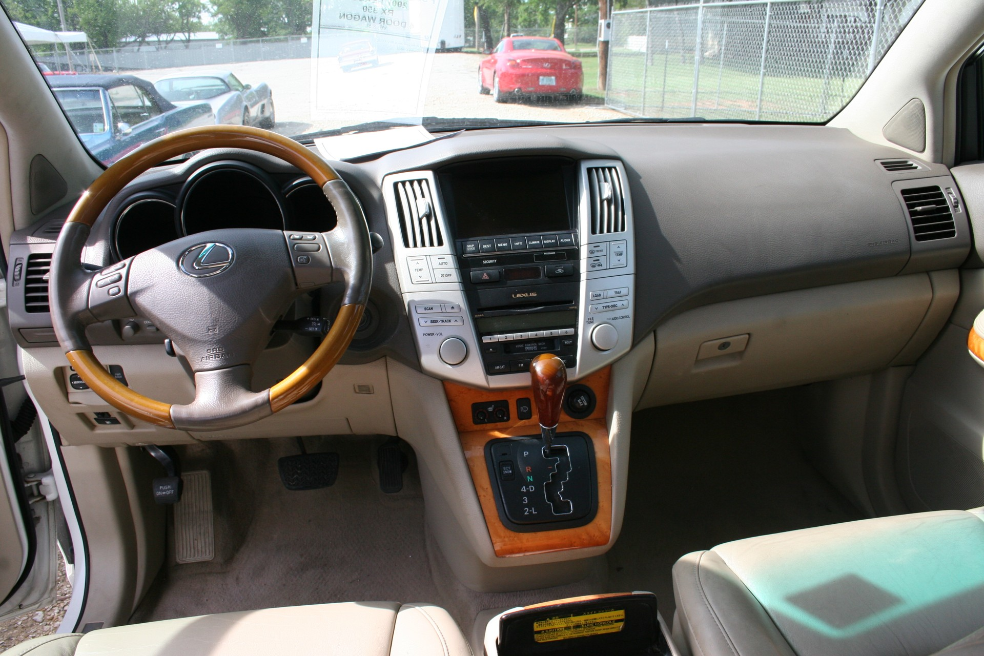 5th Image of a 2007 LEXUS RX 350