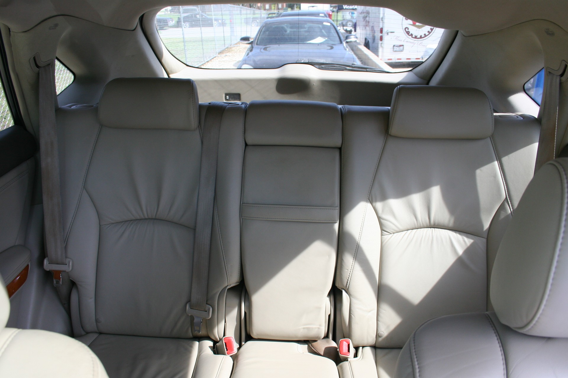 9th Image of a 2007 LEXUS RX 350