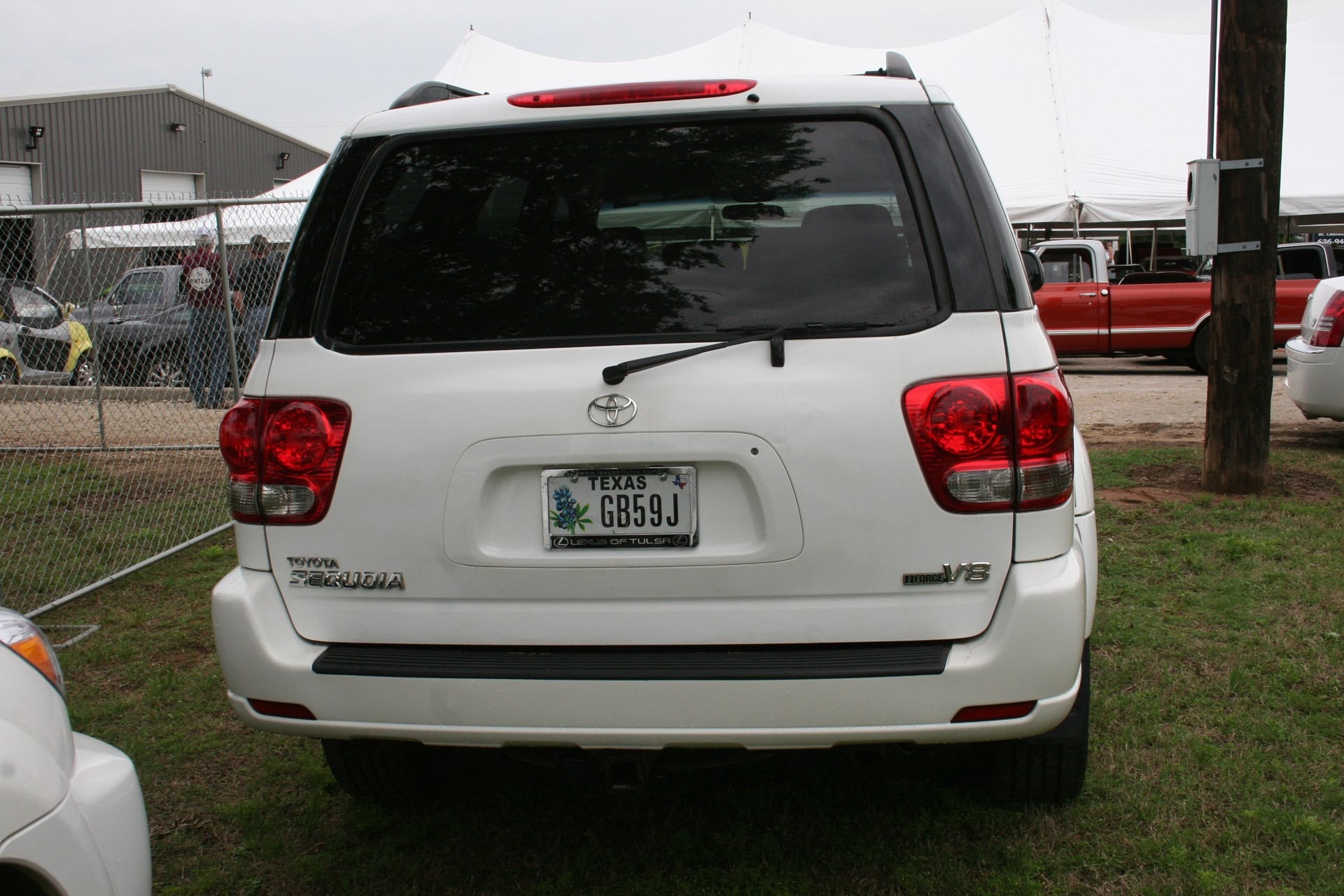 5th Image of a 2007 TOYOTA SEQUOIA