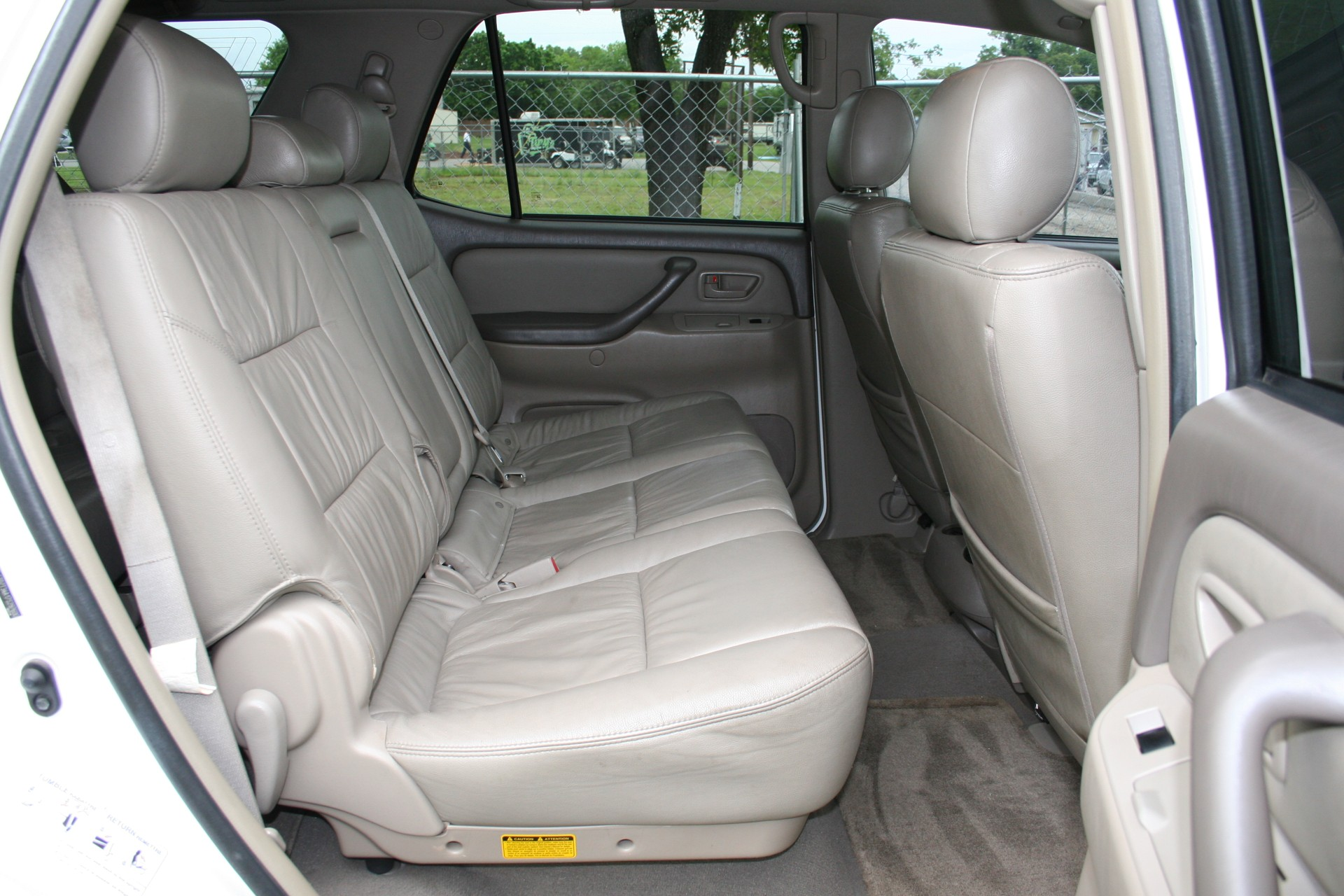 10th Image of a 2007 TOYOTA SEQUOIA