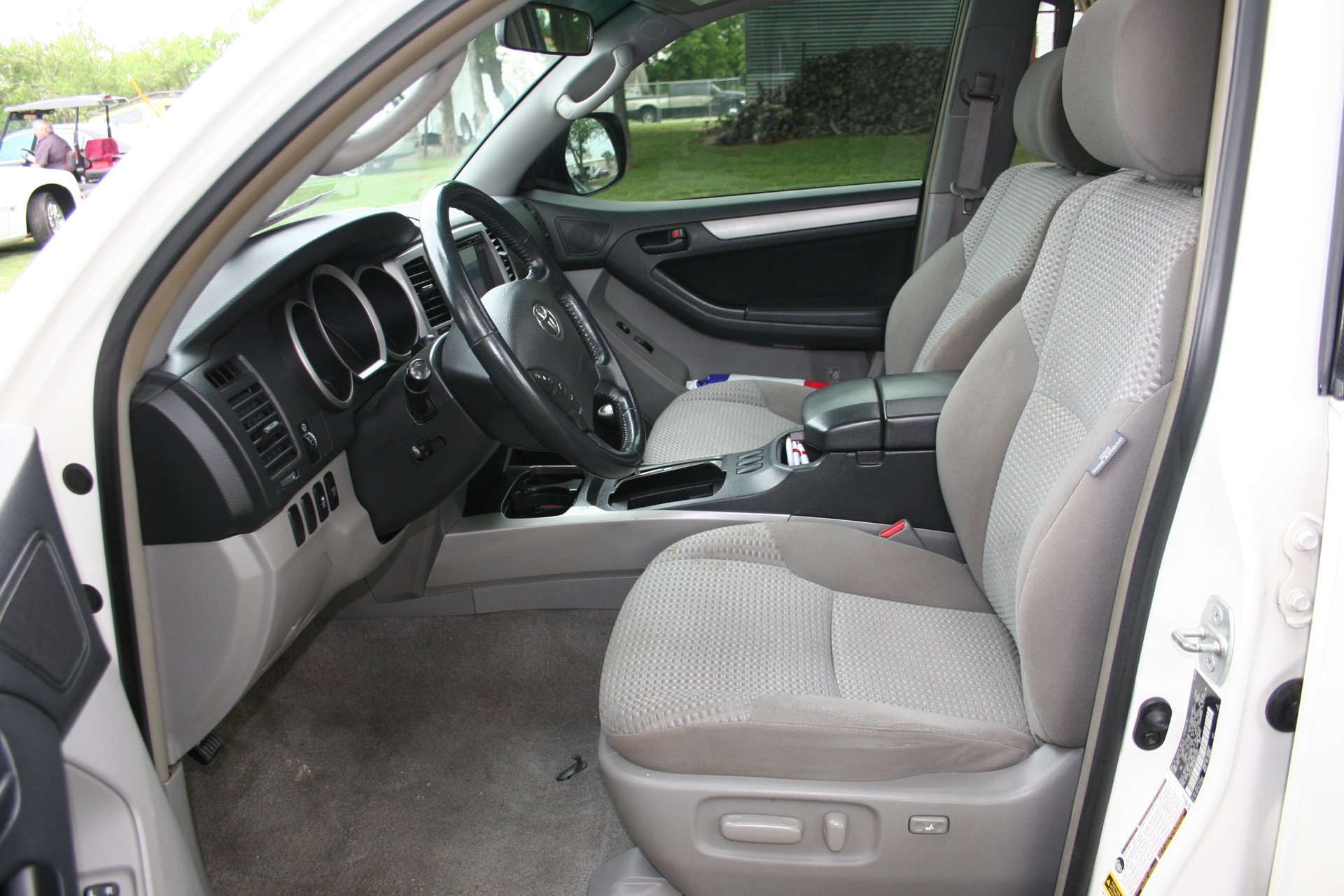7th Image of a 2008 TOYOTA 4RUNNER SR5