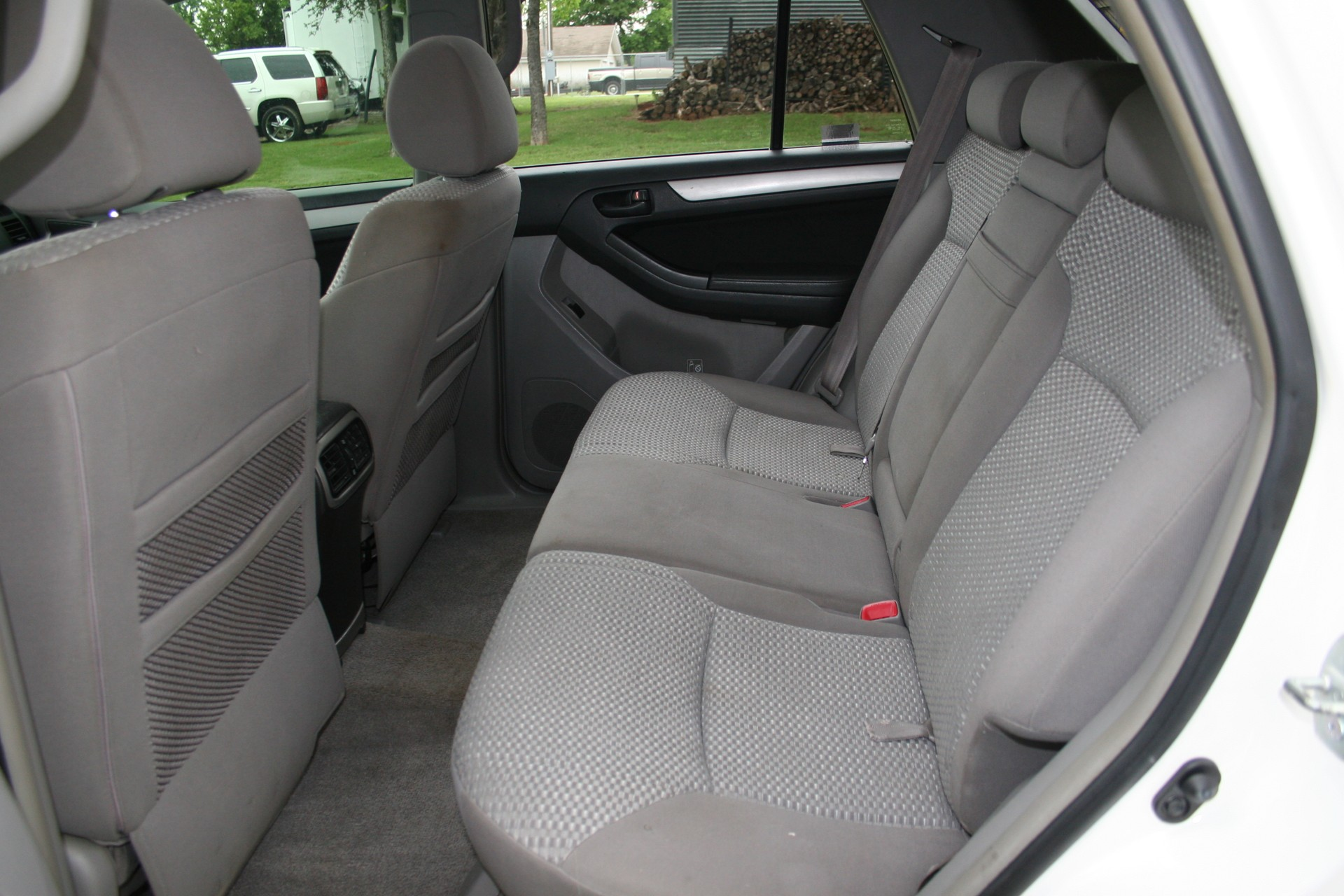 8th Image of a 2008 TOYOTA 4RUNNER SR5