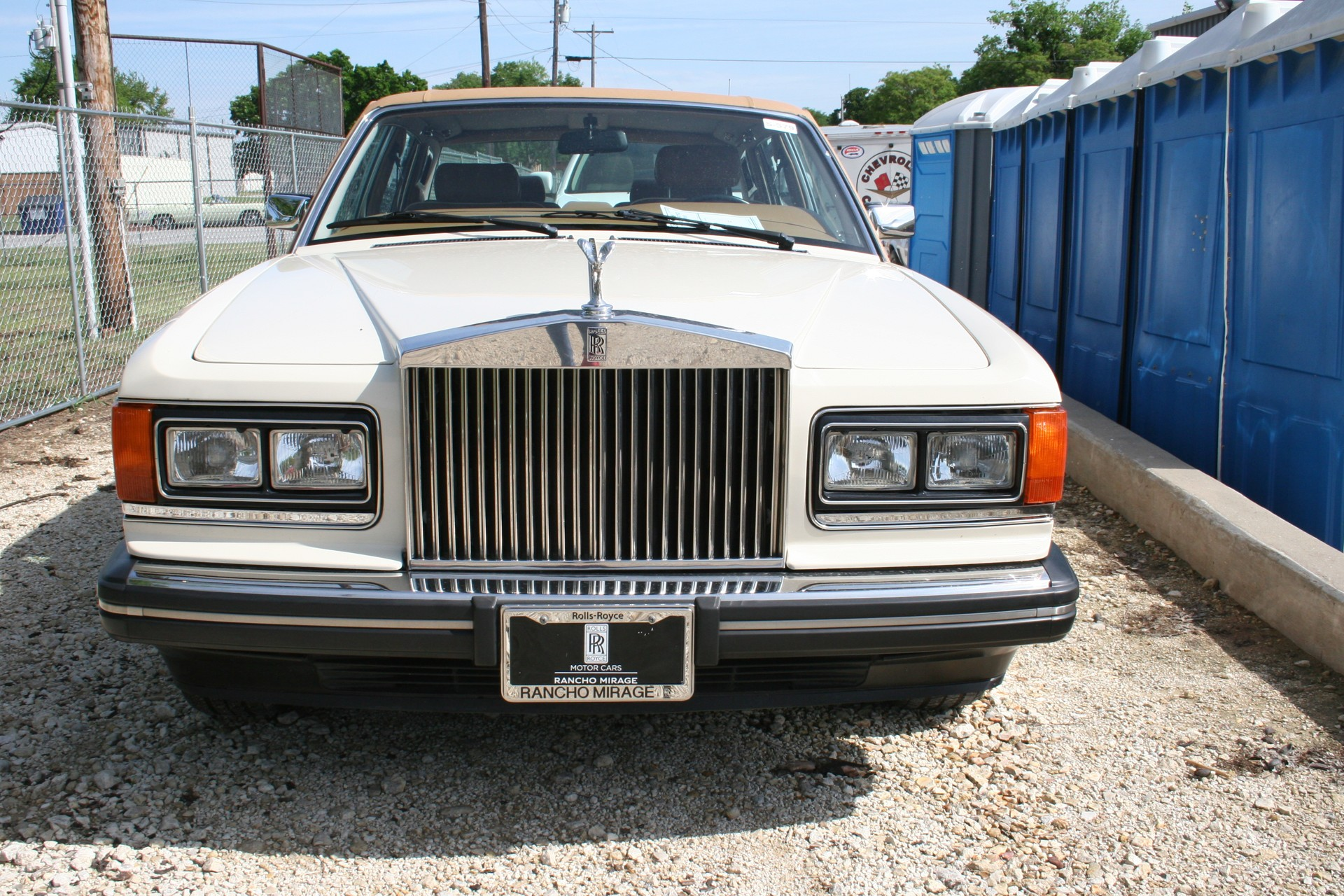 1st Image of a 1988 ROLLSROYCE SILVER SPUR