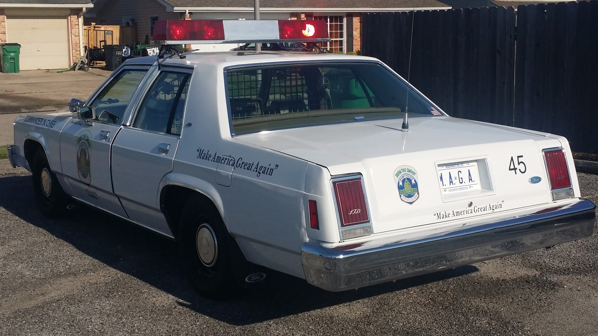 7th Image of a 1982 FORD LTDS