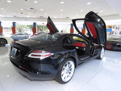 MERCEDES BENZ SLR MCLAREN For Sale At Vicari Auctions Nocona - Nocona car show