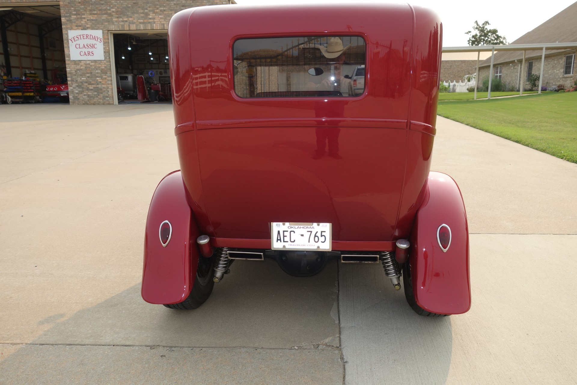 7th Image of a 1929 FORD MODEL A