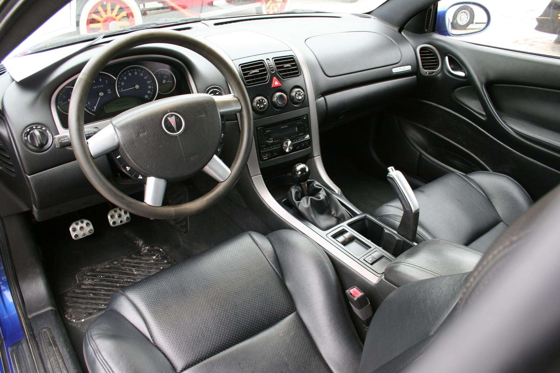 6th Image of a 2004 PONTIAC GTO