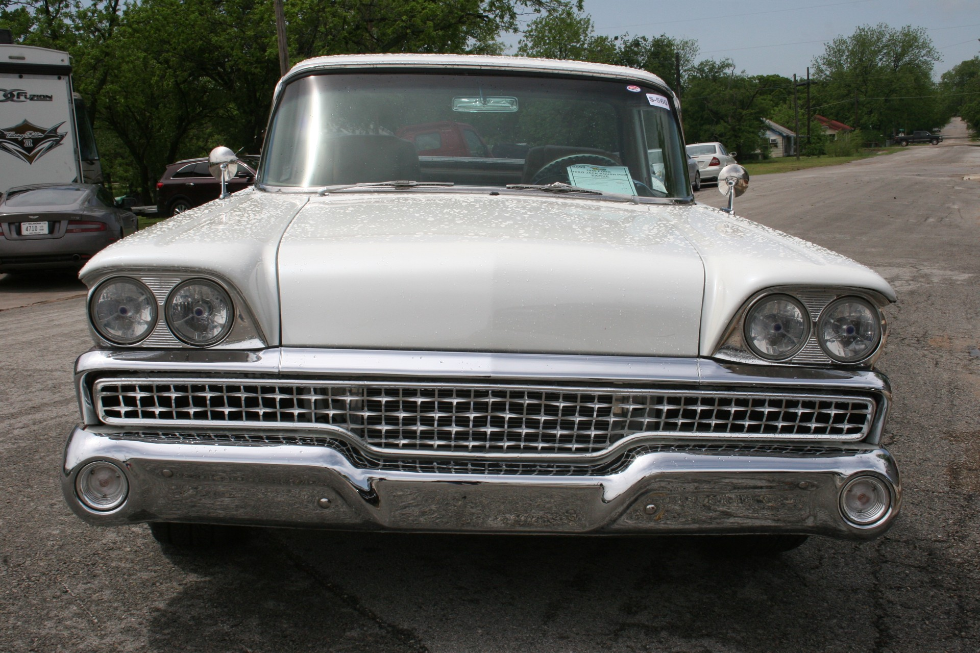 1st Image of a 1959 FORD RANCHERO JACK ROUSH POWERED