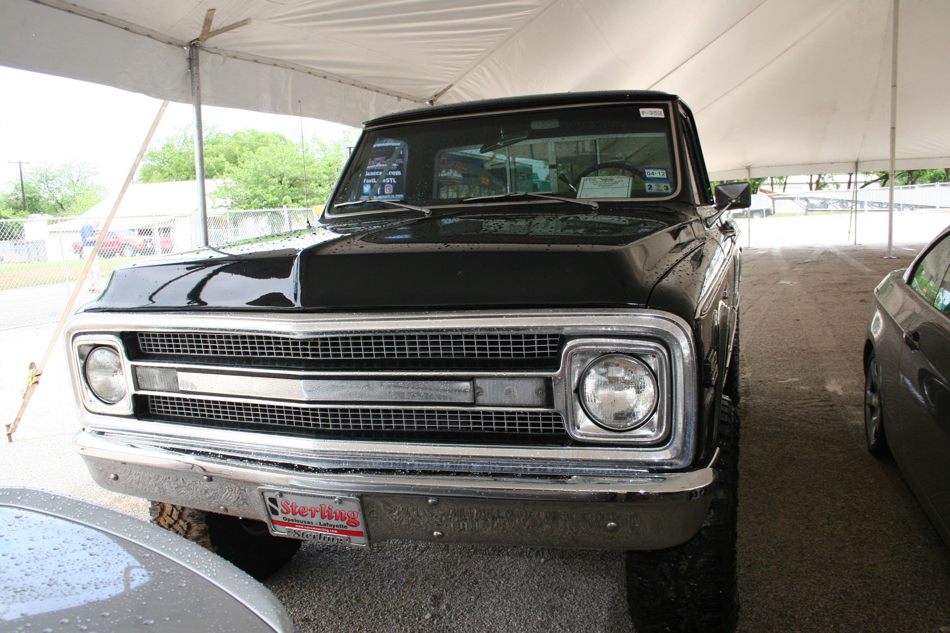 1st Image of a 1970 CHEVROLET K-10 EDITION