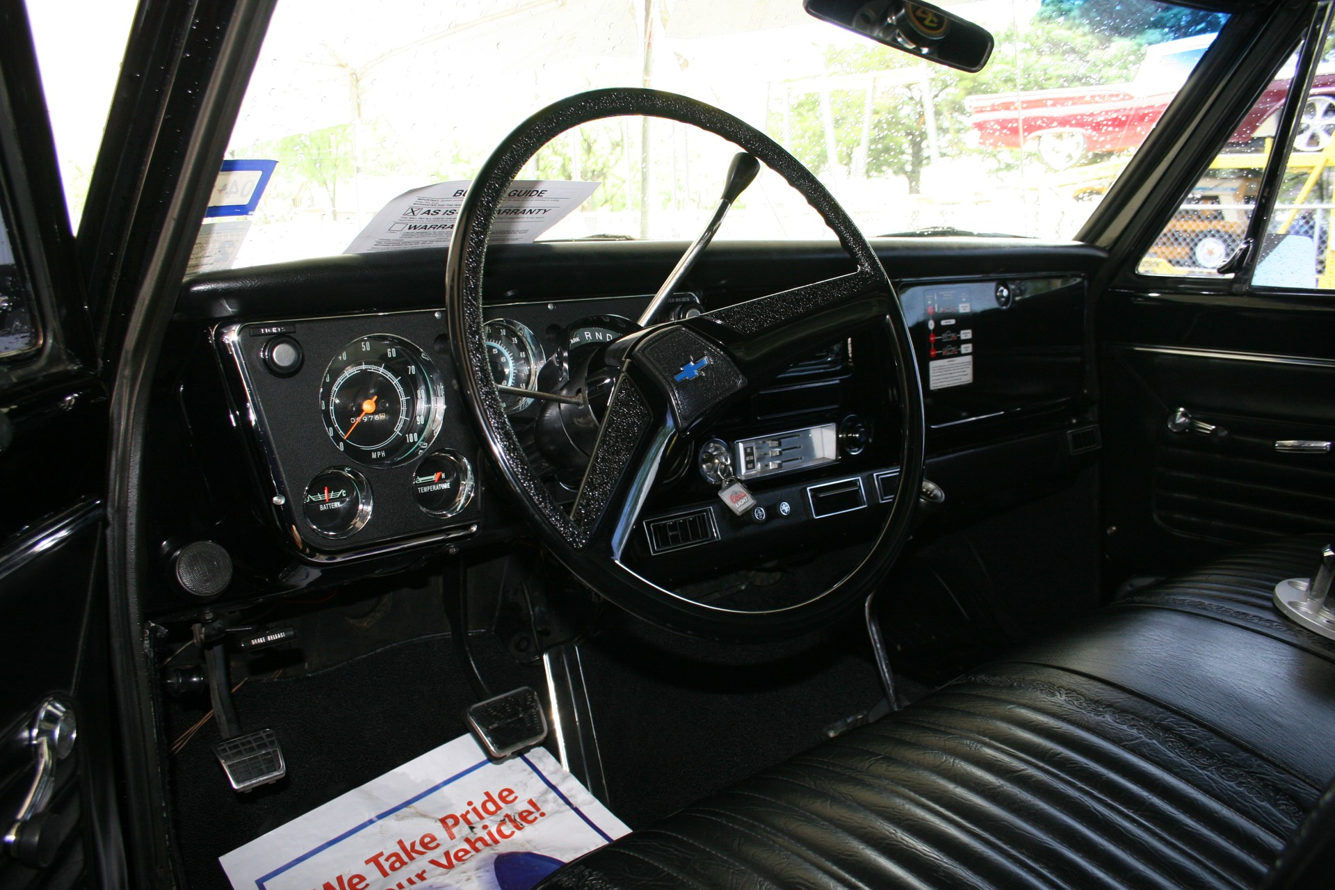 4th Image of a 1970 CHEVROLET K-10 EDITION