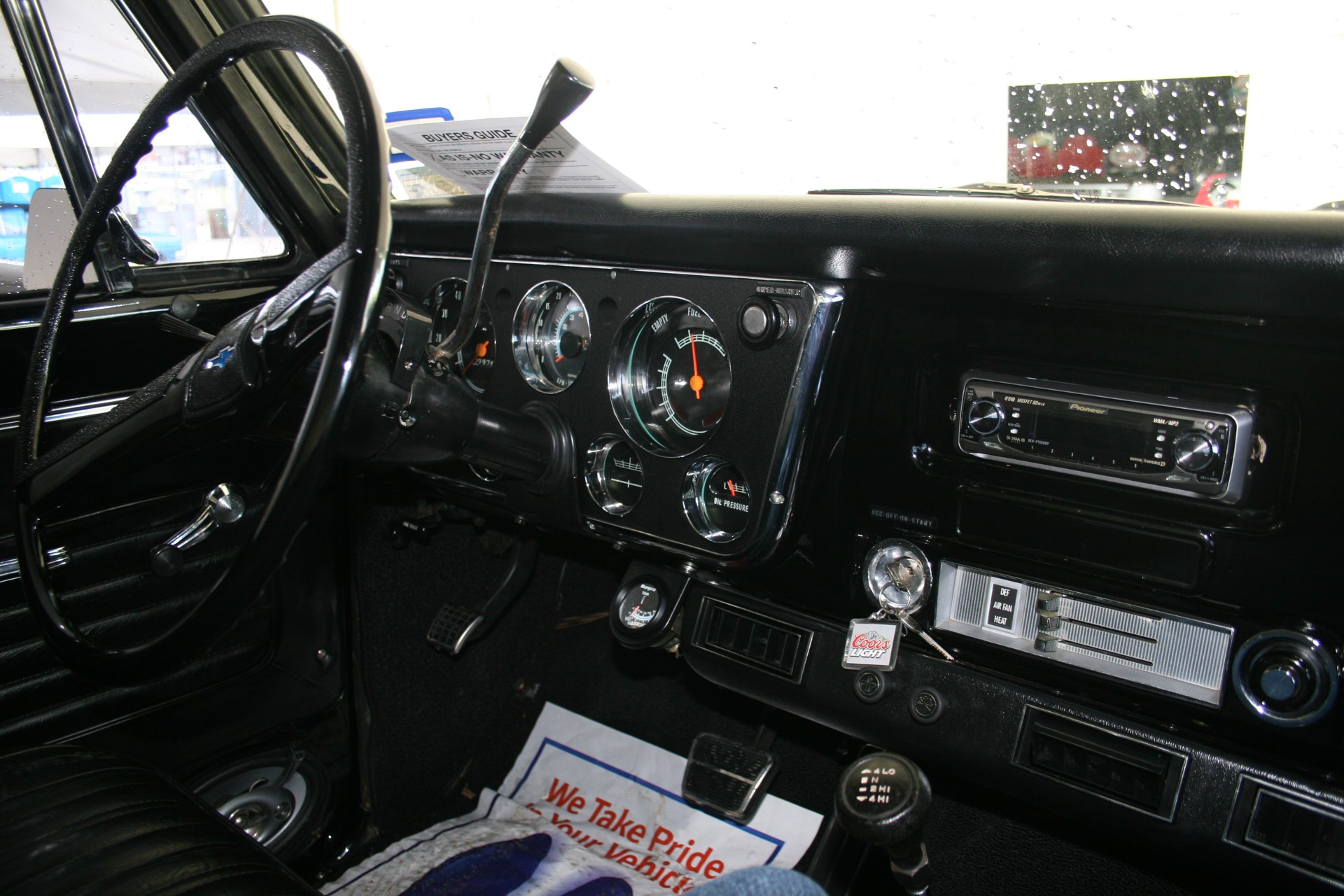 5th Image of a 1970 CHEVROLET K-10 EDITION