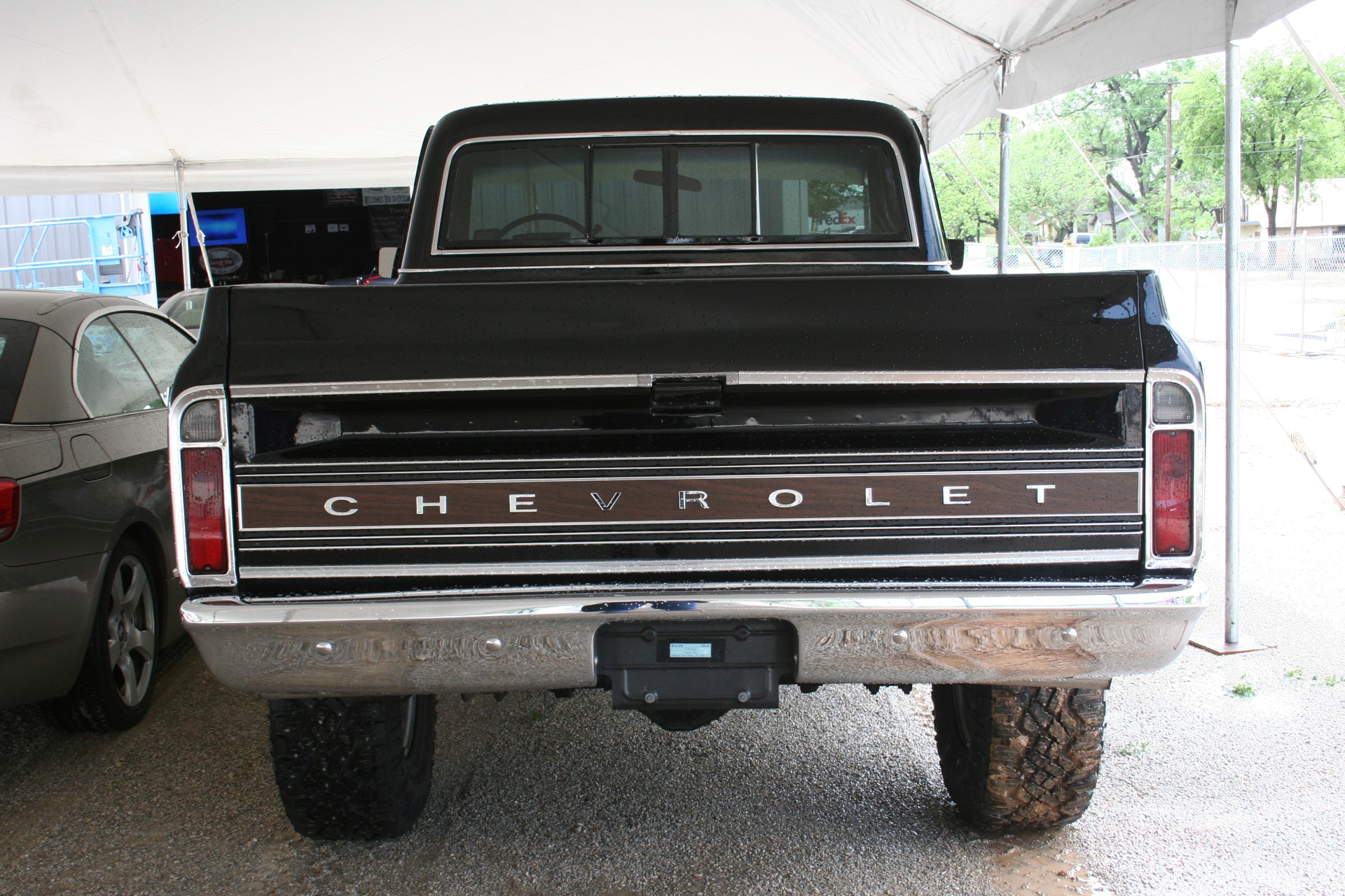 7th Image of a 1970 CHEVROLET K-10 EDITION