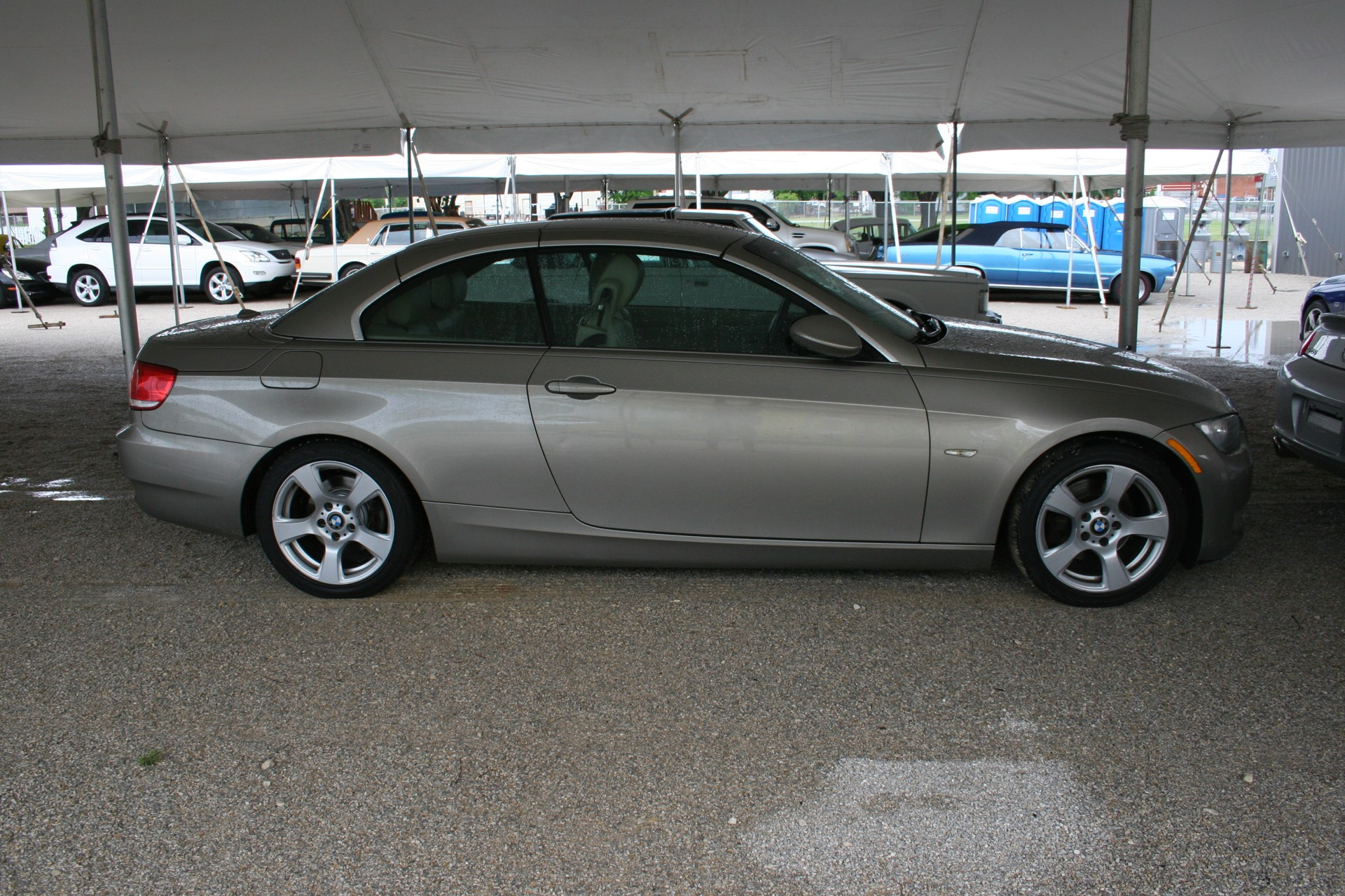 4th Image of a 2008 BMW 3 SERIES 328I