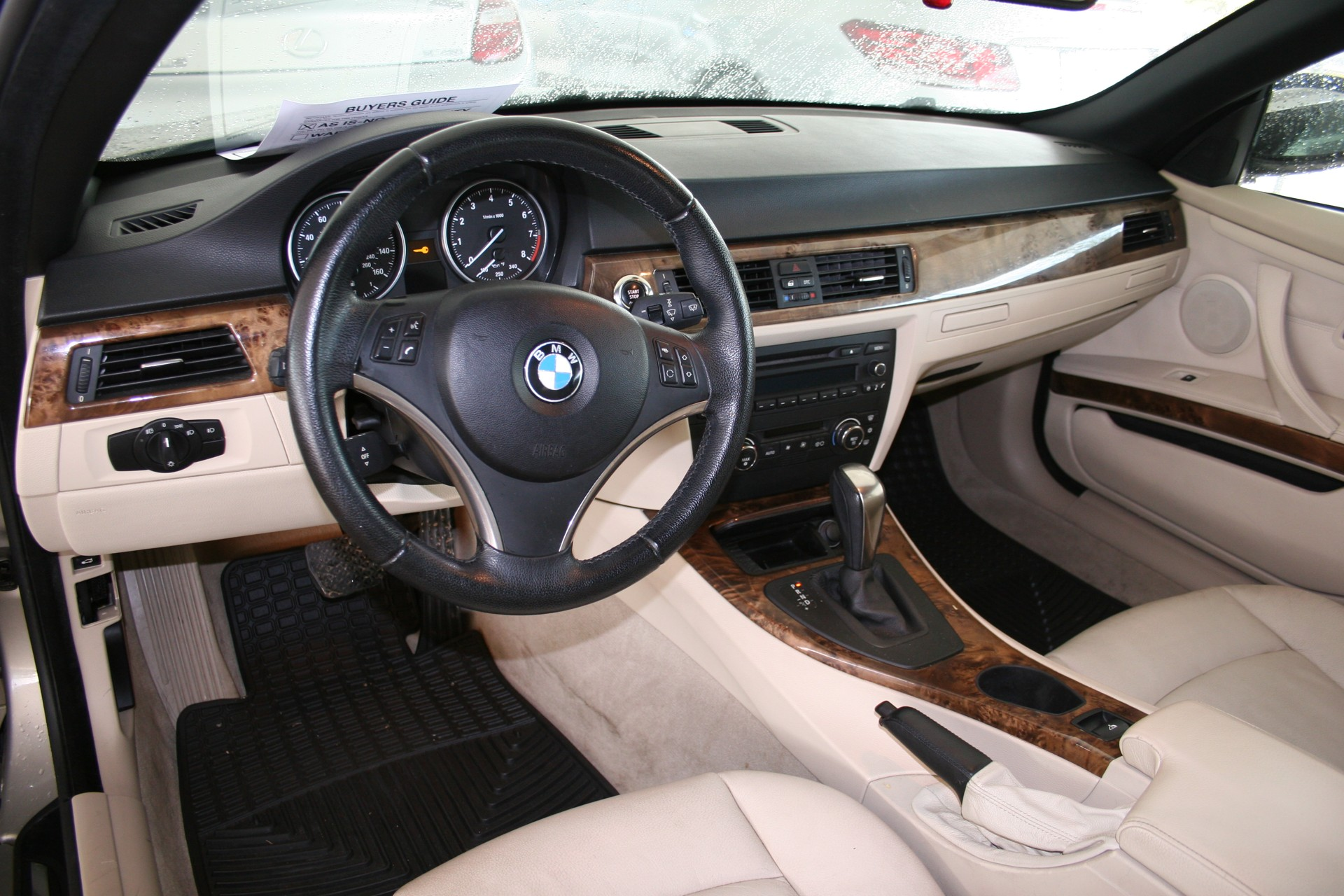 5th Image of a 2008 BMW 3 SERIES 328I