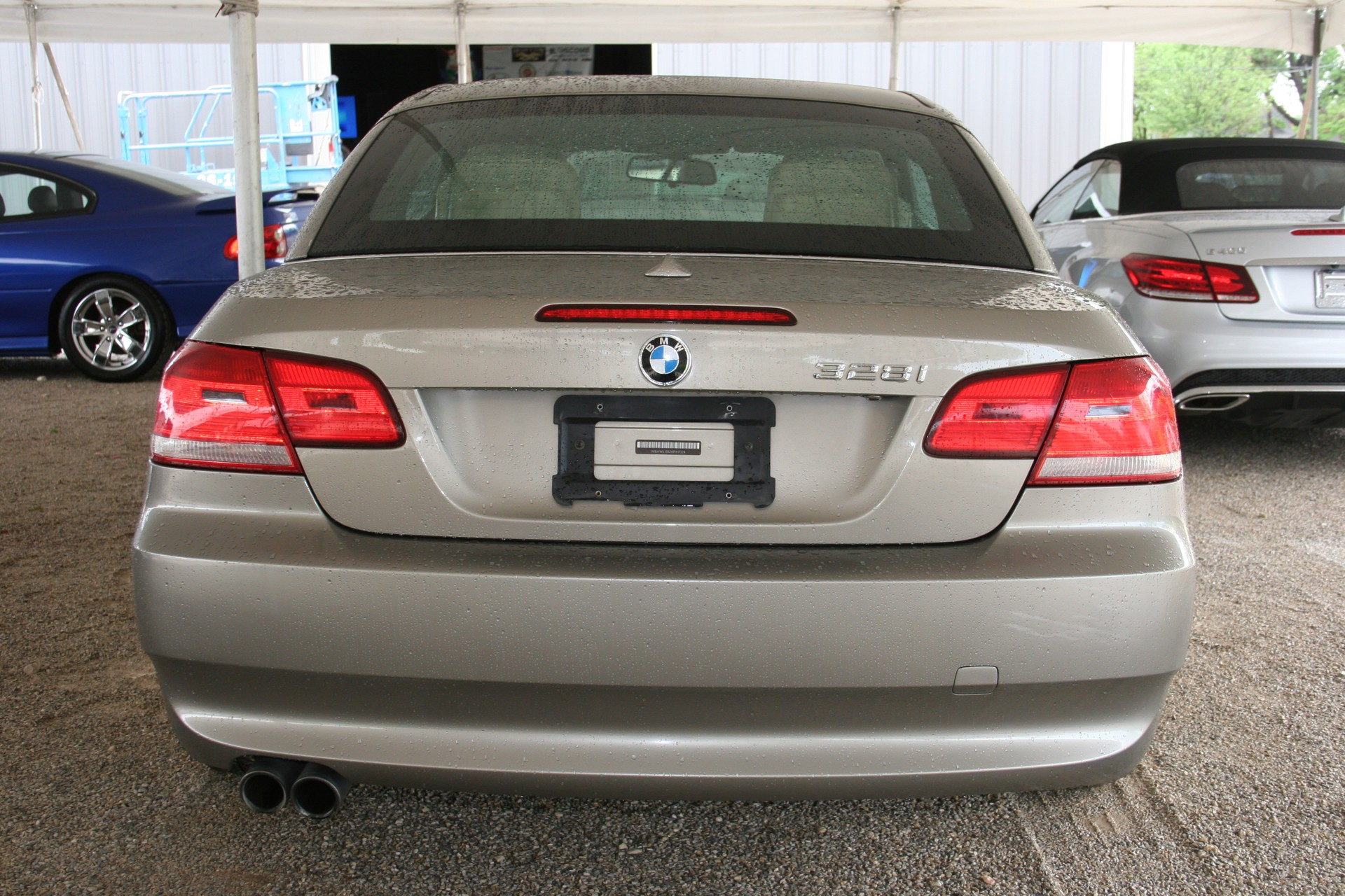 10th Image of a 2008 BMW 3 SERIES 328I