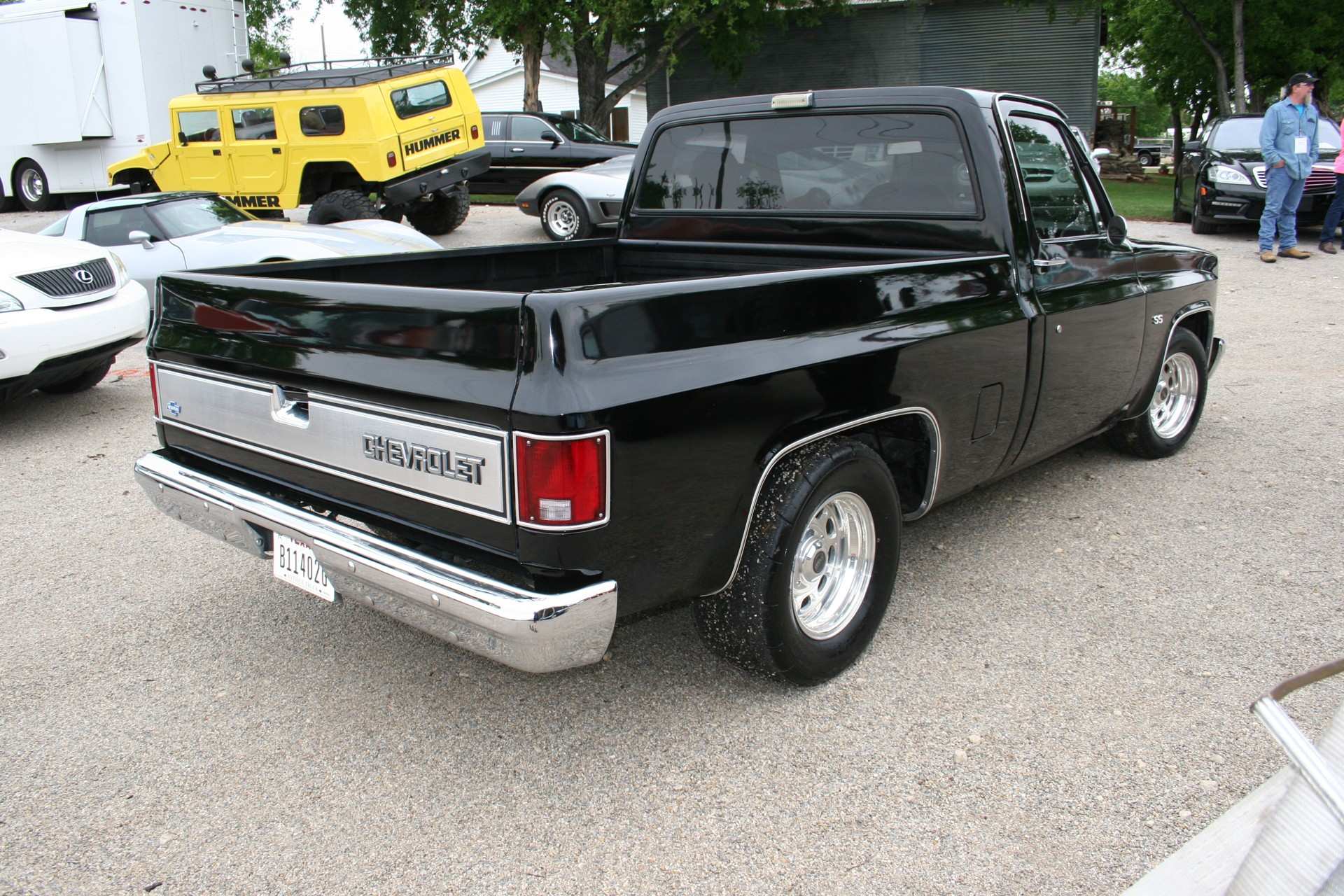 3rd Image of a 1986 GMC C1500