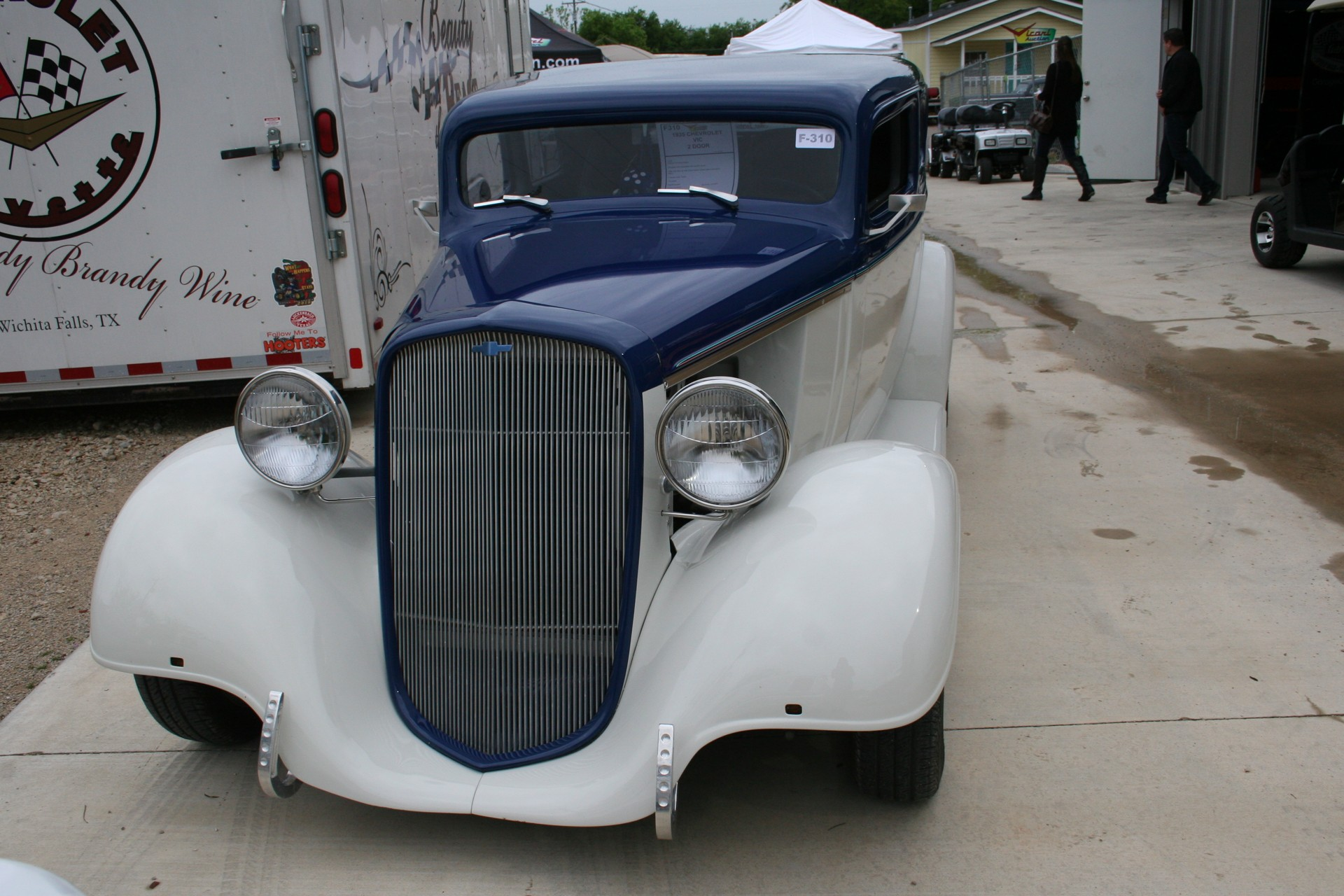 1st Image of a 1935 CHEVROLET VIC